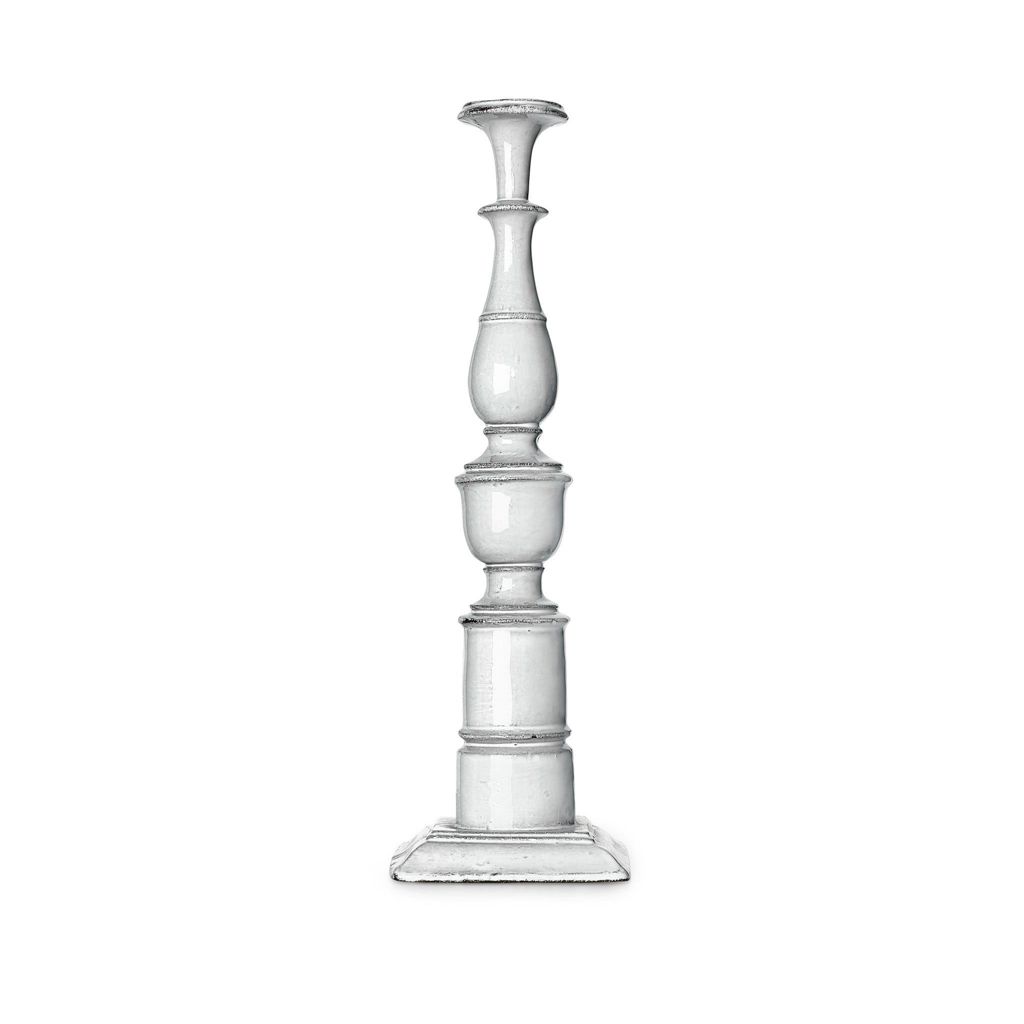 Pair of Amalfi Candlesticks By Astier de Villatte