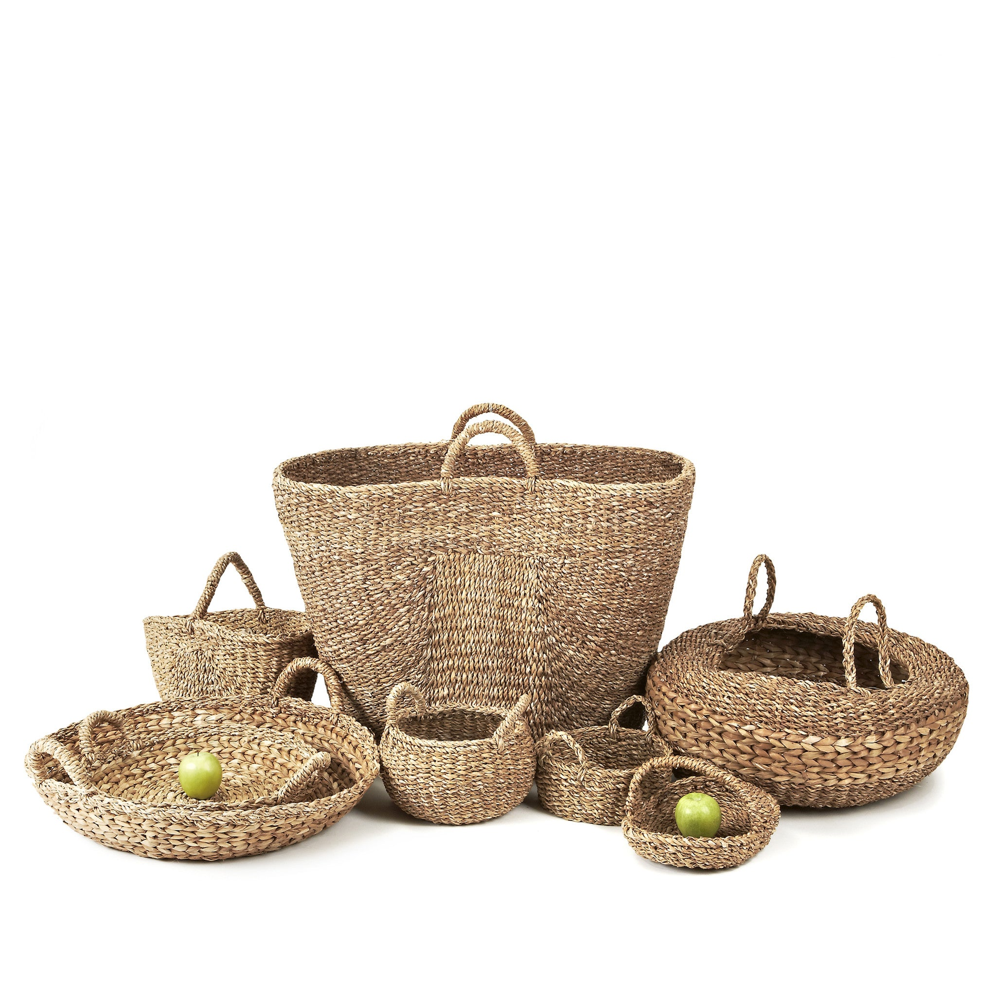 Hogla Small Round Egg Basket