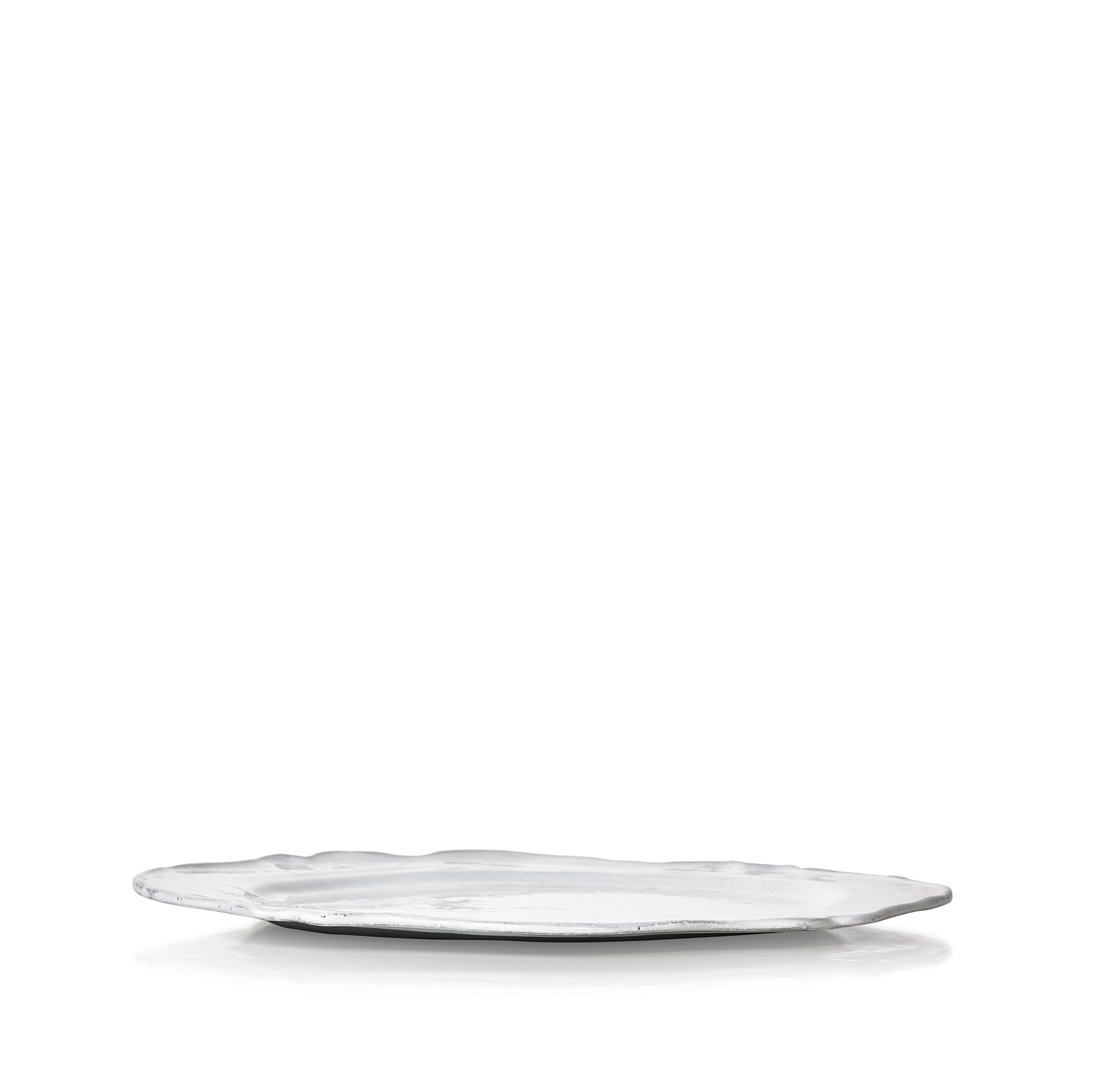 Bac Dinner Plate by Astier de Villatte