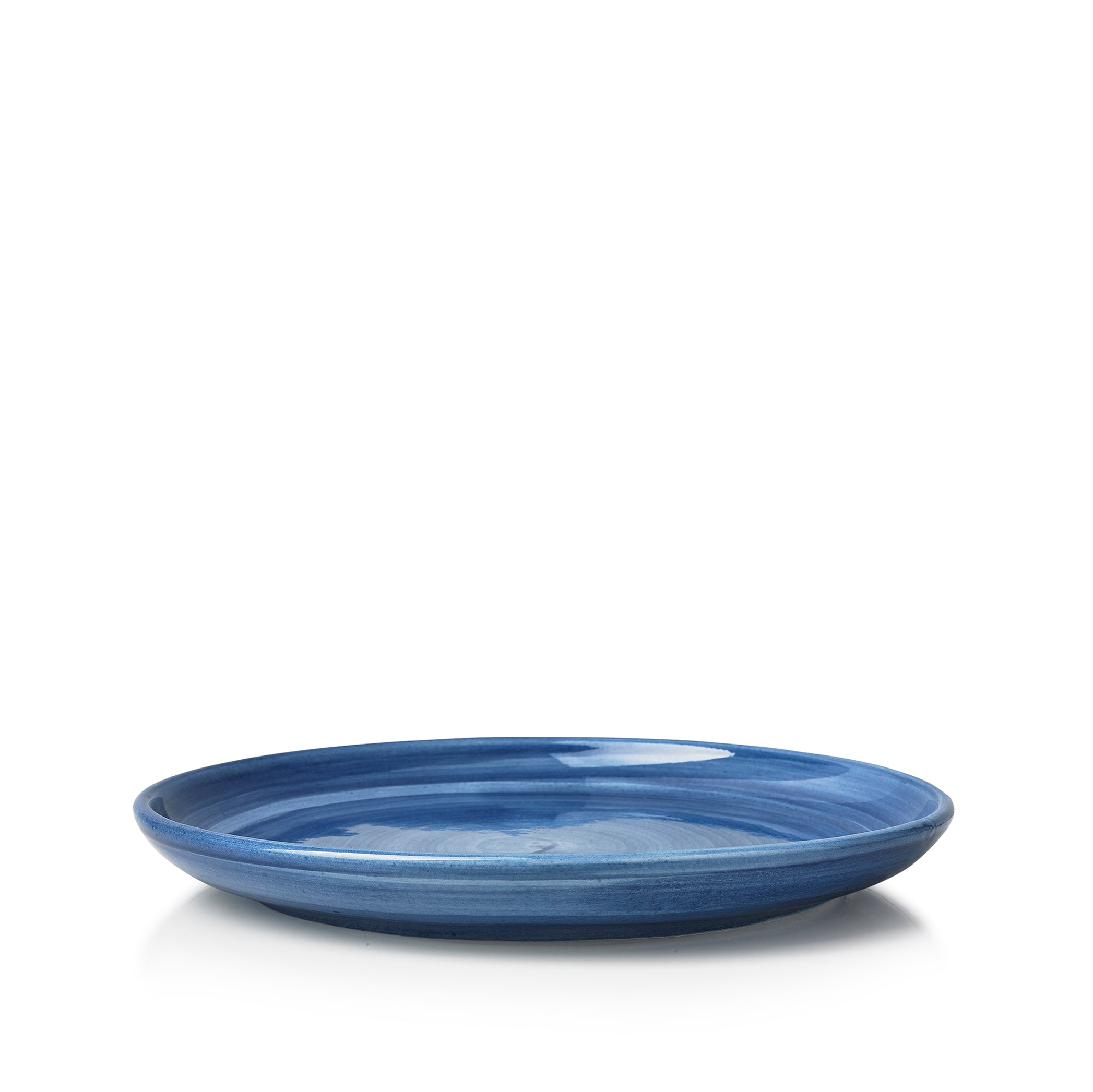 "S&B ""La Couronne"" 20cm Ceramic Side Plate in Blue"