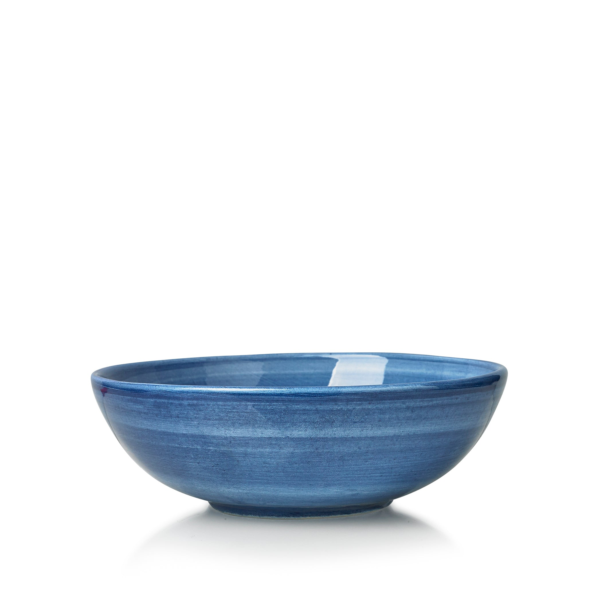 "S&B ""La Couronne"" 18.5cm Ceramic Soup Bowl in Blue"