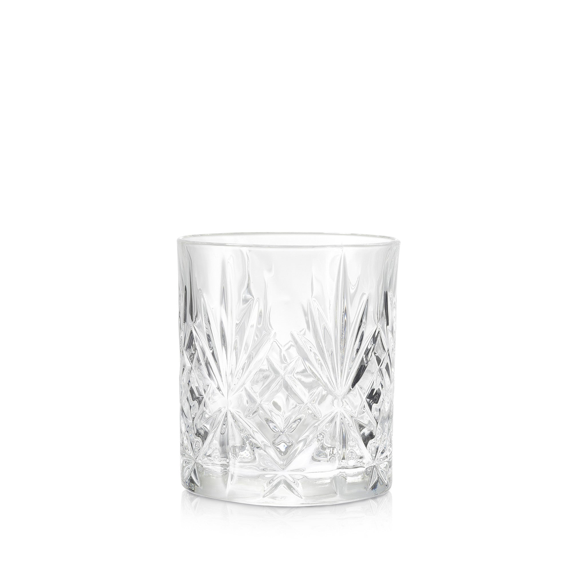 Cut Glass Whisky Tumbler