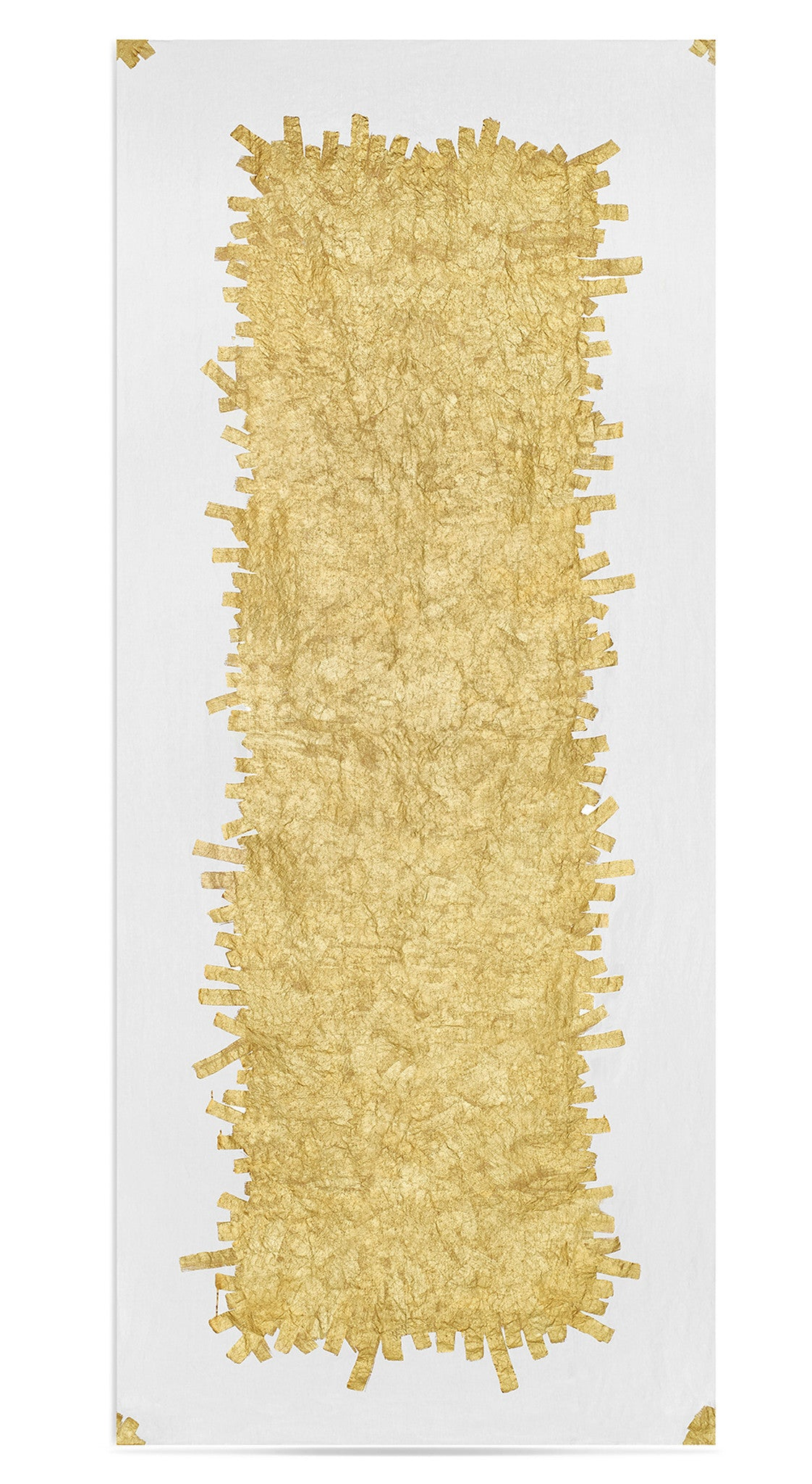 """Gold"" S&B x Carolina Bucci Linen Tablecloth"