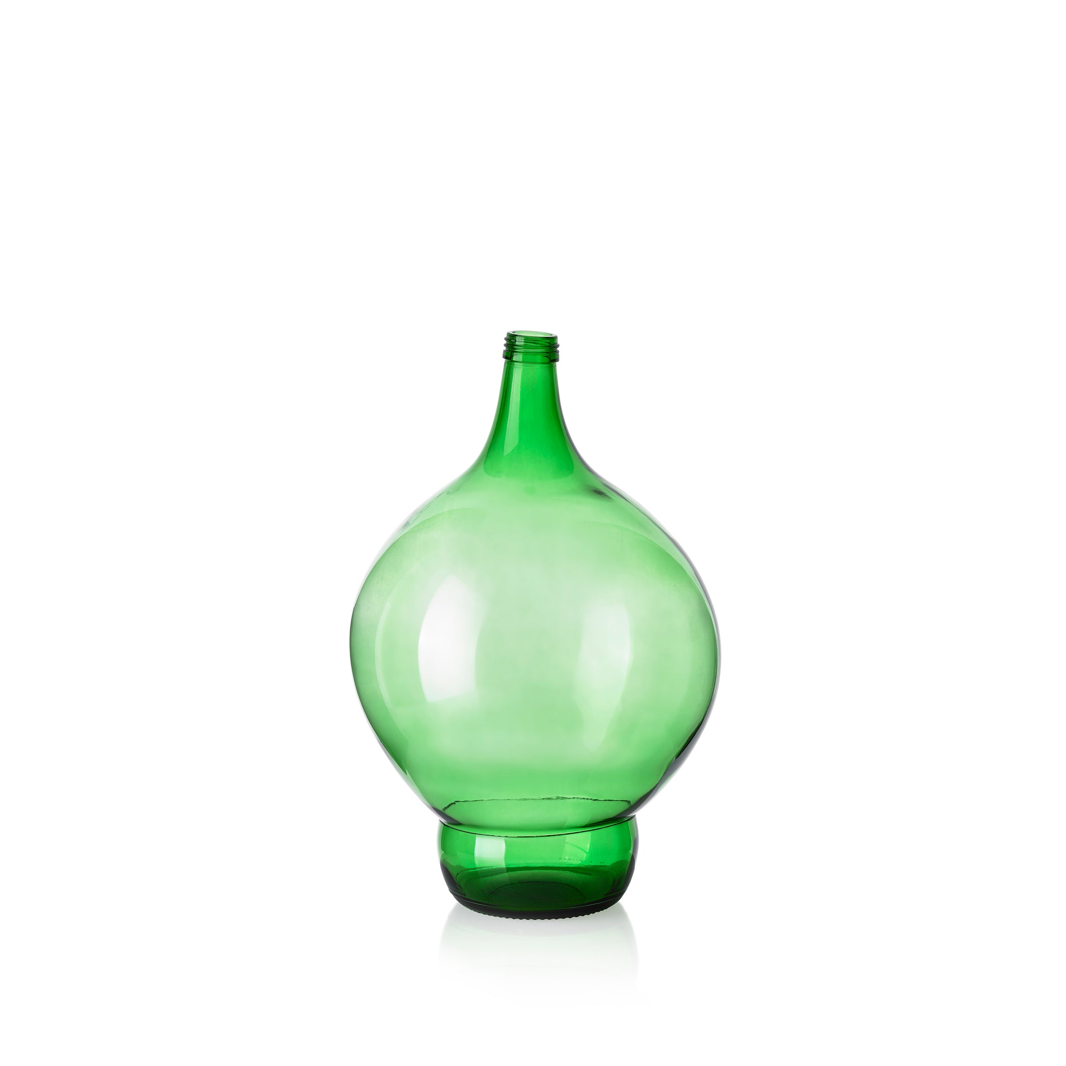 Handblown Genie Glass Bottle - Rajah