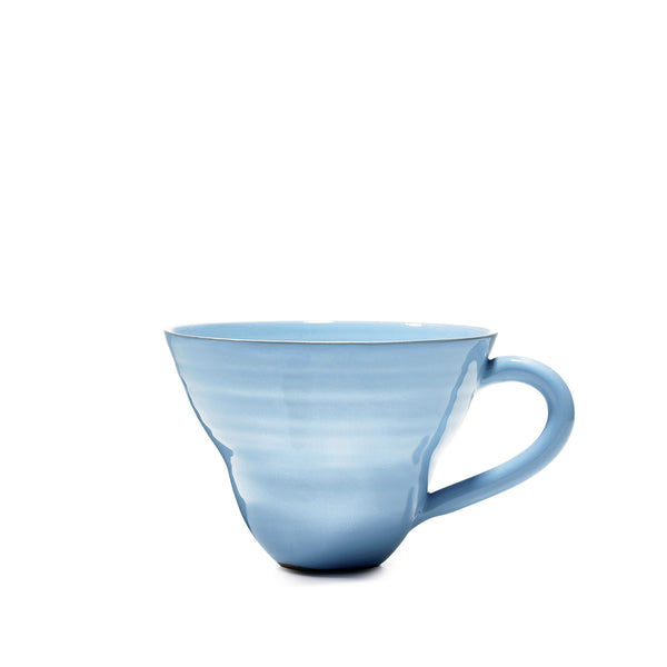 Hot Chocolate Mug in Sky Blue