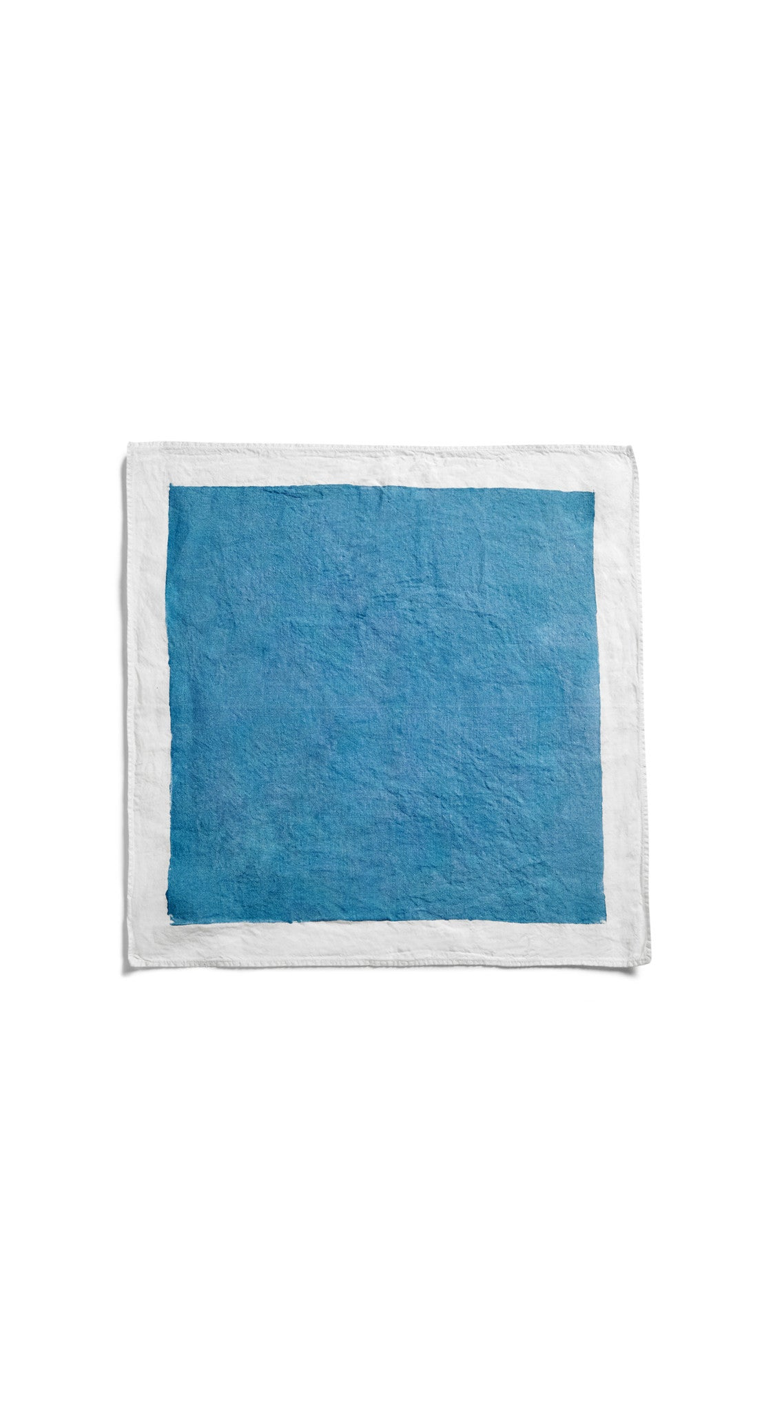 Full Field Linen Napkin in Sky Blue