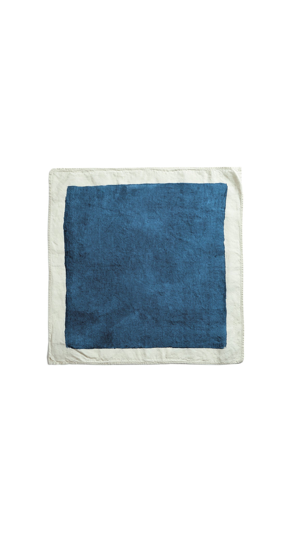 Full Field Linen Napkin in Midnight Blue