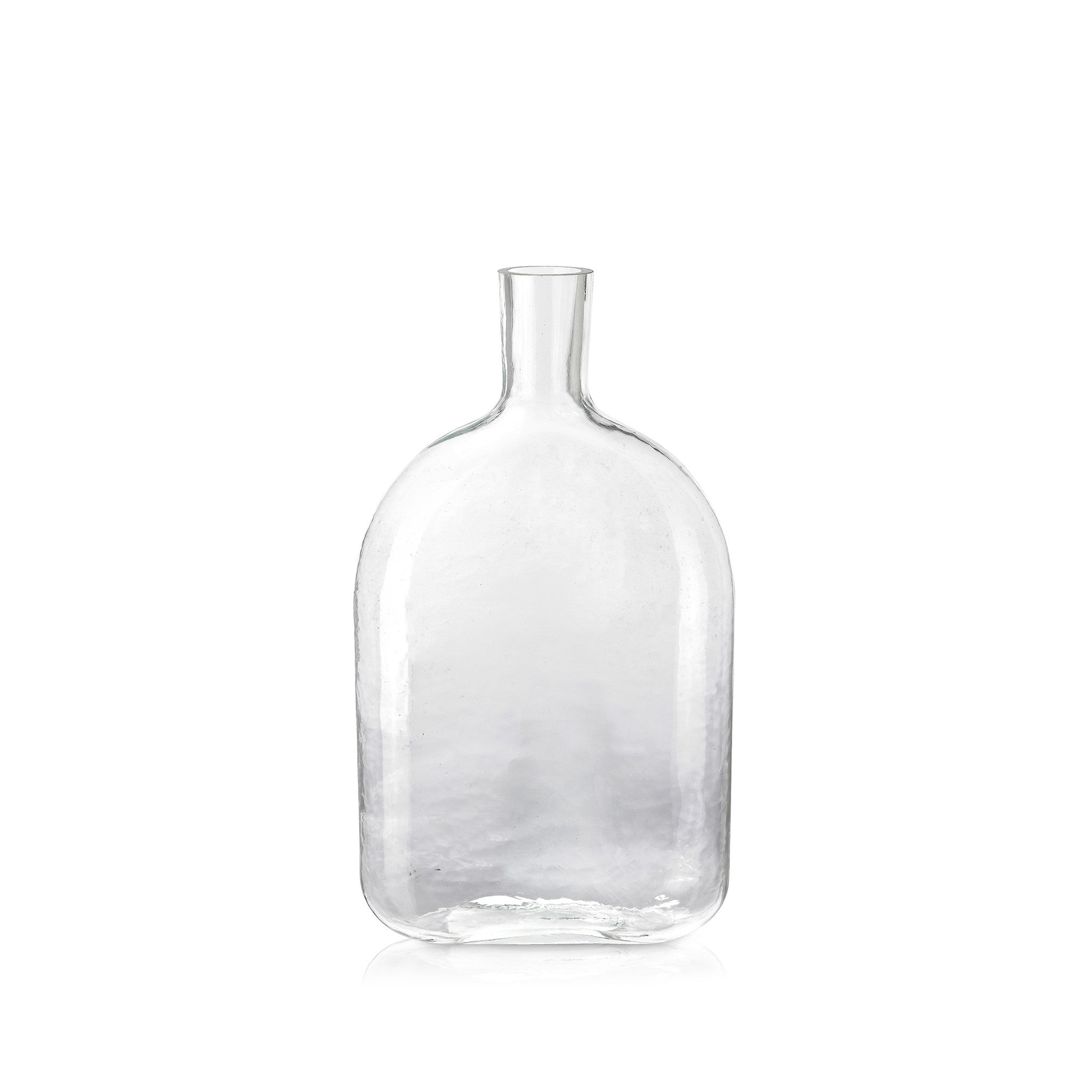 Vintage Glass Lab Bottle