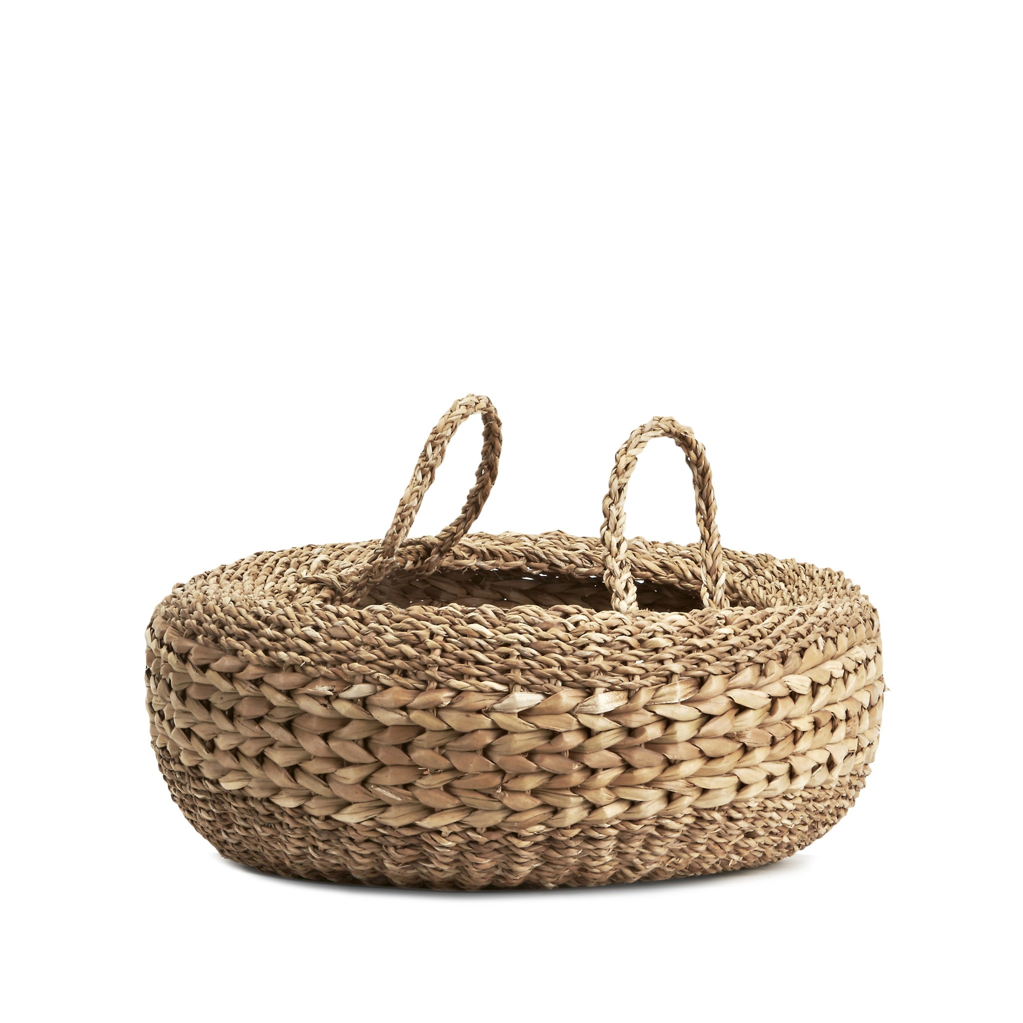 Hogla Large Round Egg Basket