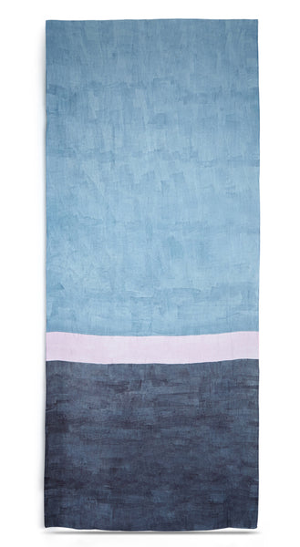 """Mabel"" S&B x Shrimps Linen Tablecloth"