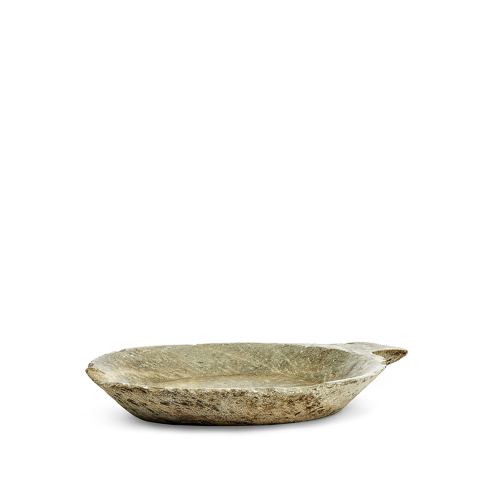 Marble Bowl with Handle, Small