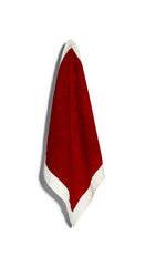 Full Field Linen Napkin in Claret Red