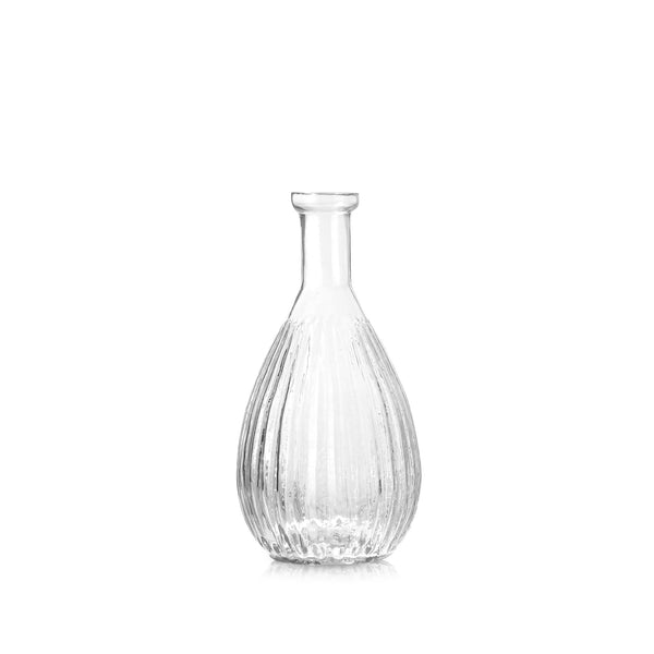Glass Flower Vase - Patti