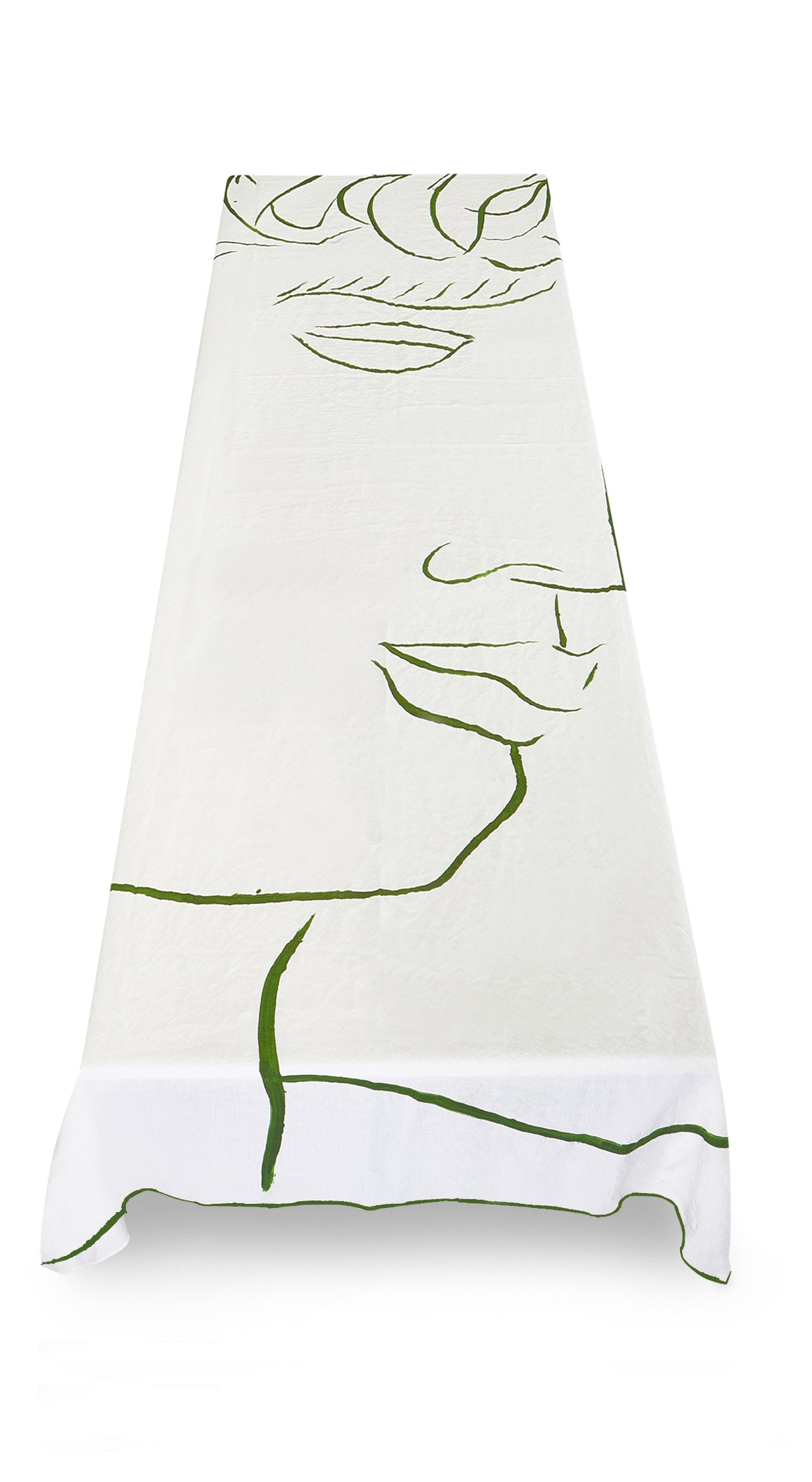 'Antinous I' S&B x Luke Edward Hall Linen Tablecloth