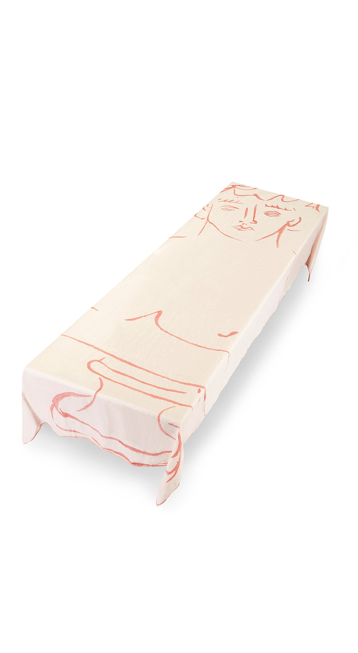 'Antinous II' S&B x Luke Edward Hall Linen Tablecloth