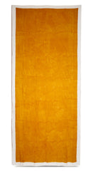 Full Field Linen Tablecloth in Mustard Yellow