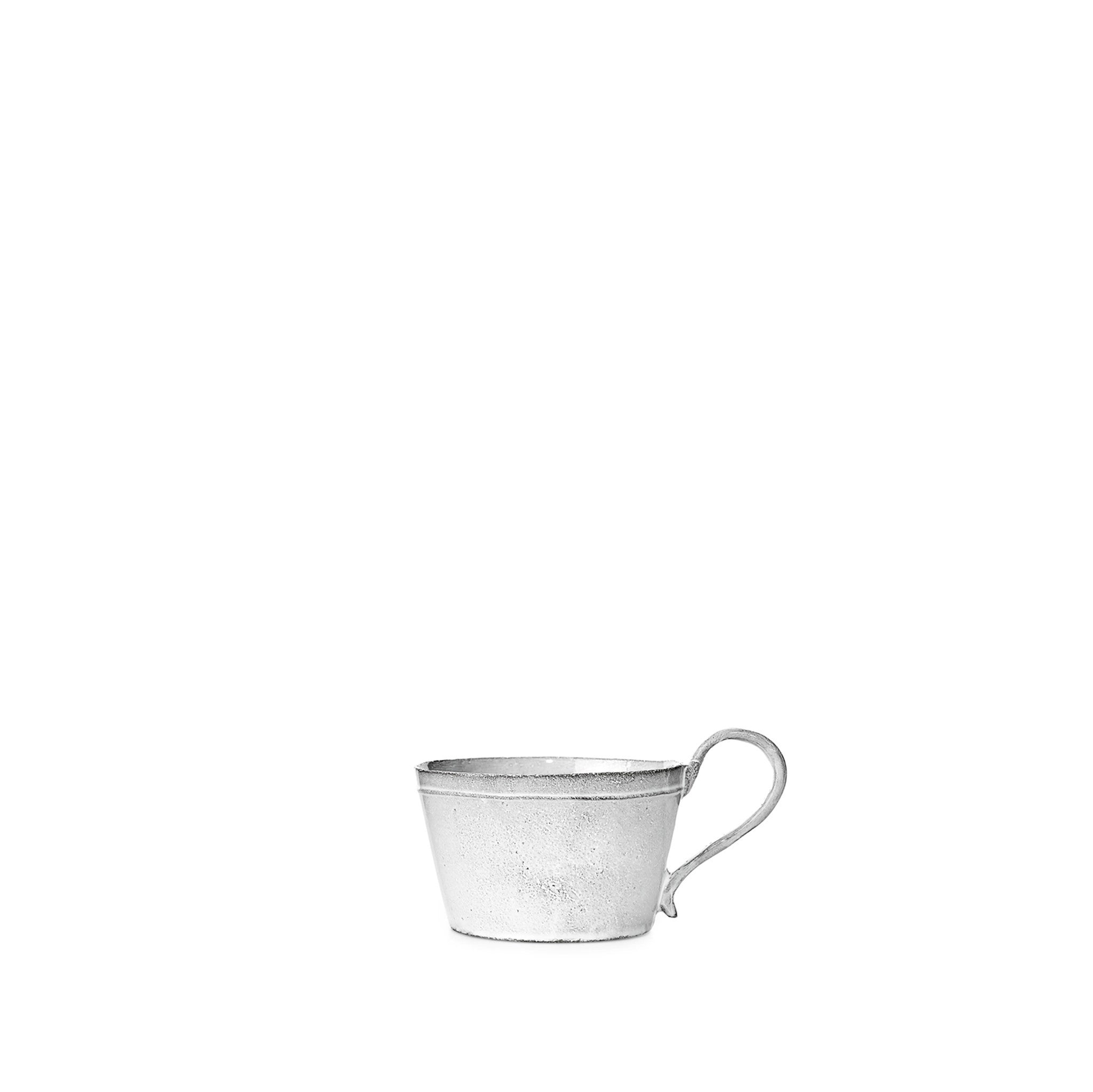 Simple Hot Chocolate Cup by Astier de Villatte