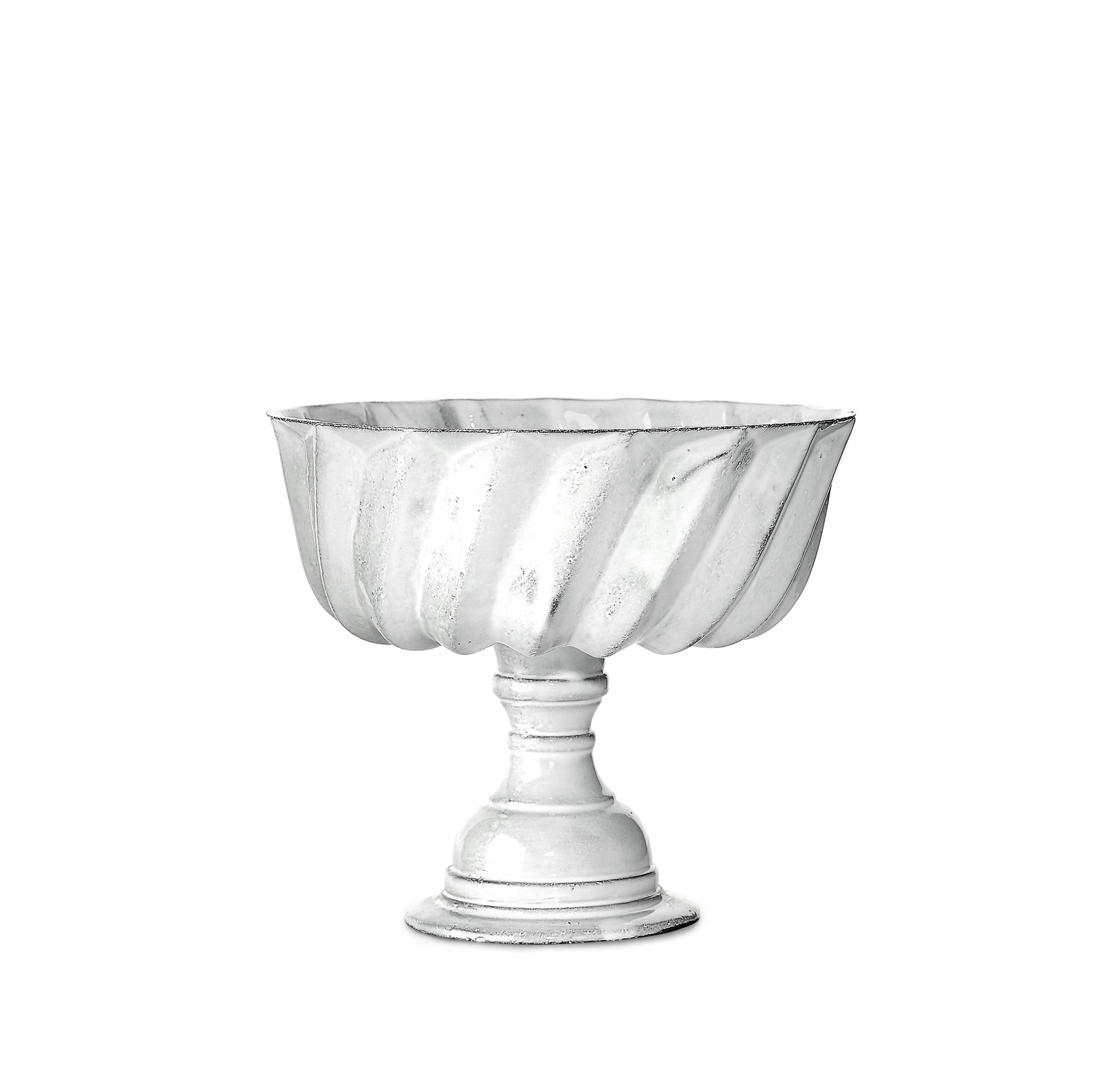 Tom Bowl on Stand, Large by Astier de Villatte