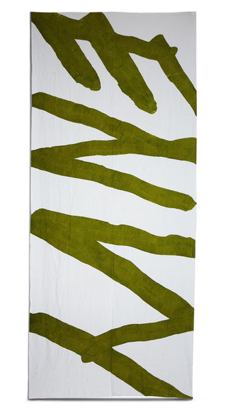 Envy Linen Tablecloth in Avocado Green