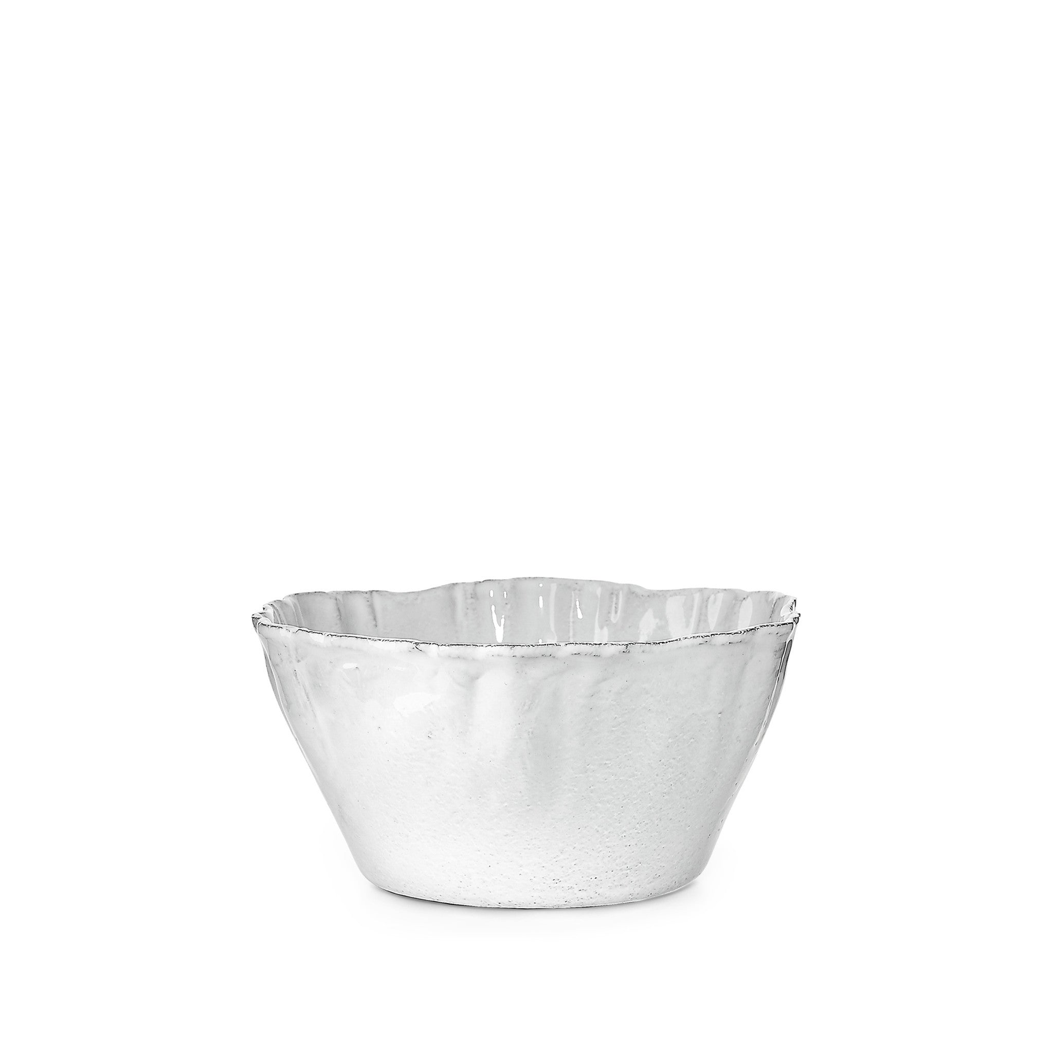 Victor Round Salad Bowl, Small by Astier de Villatte