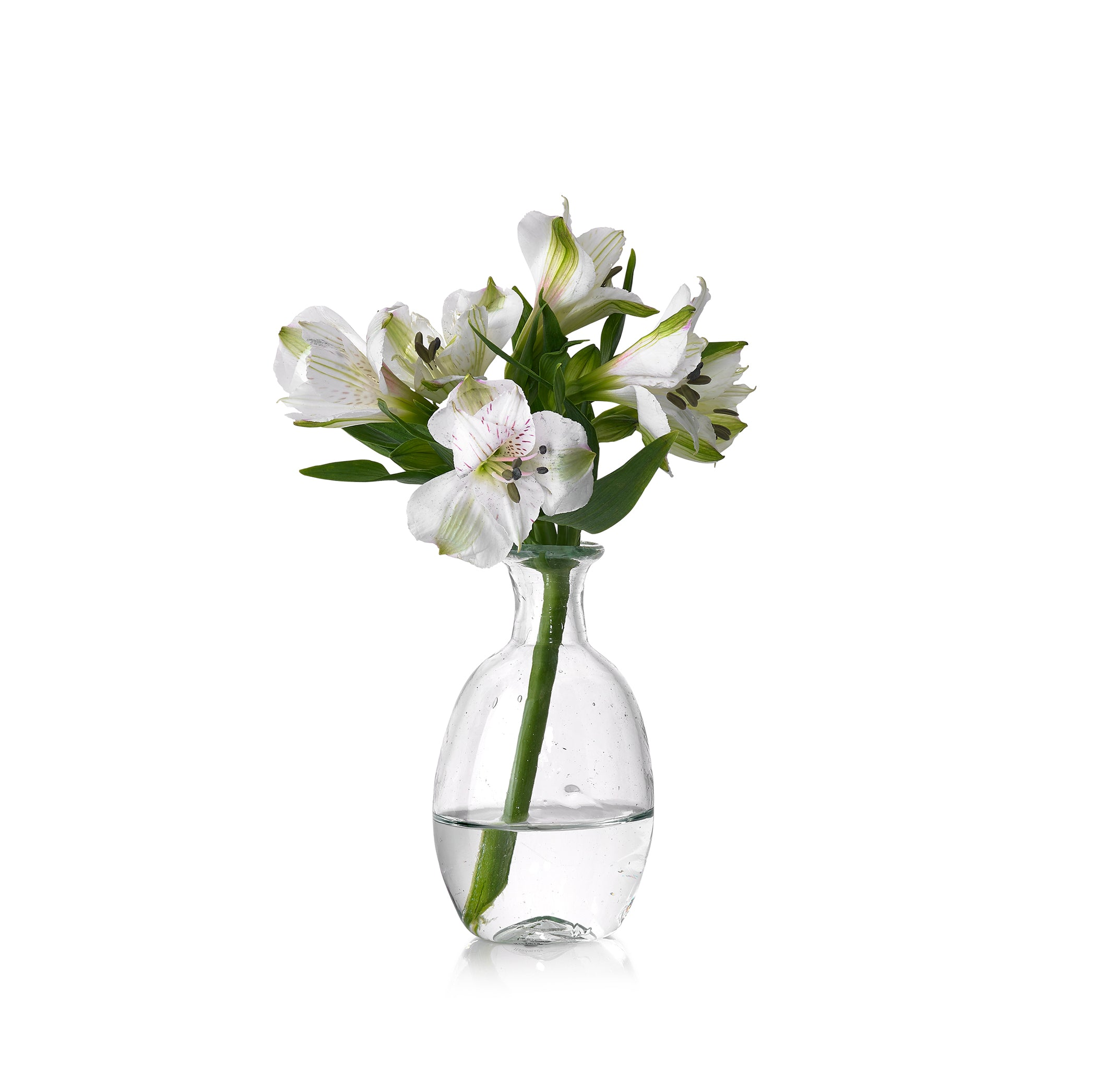 Small Handblown Amour Vase