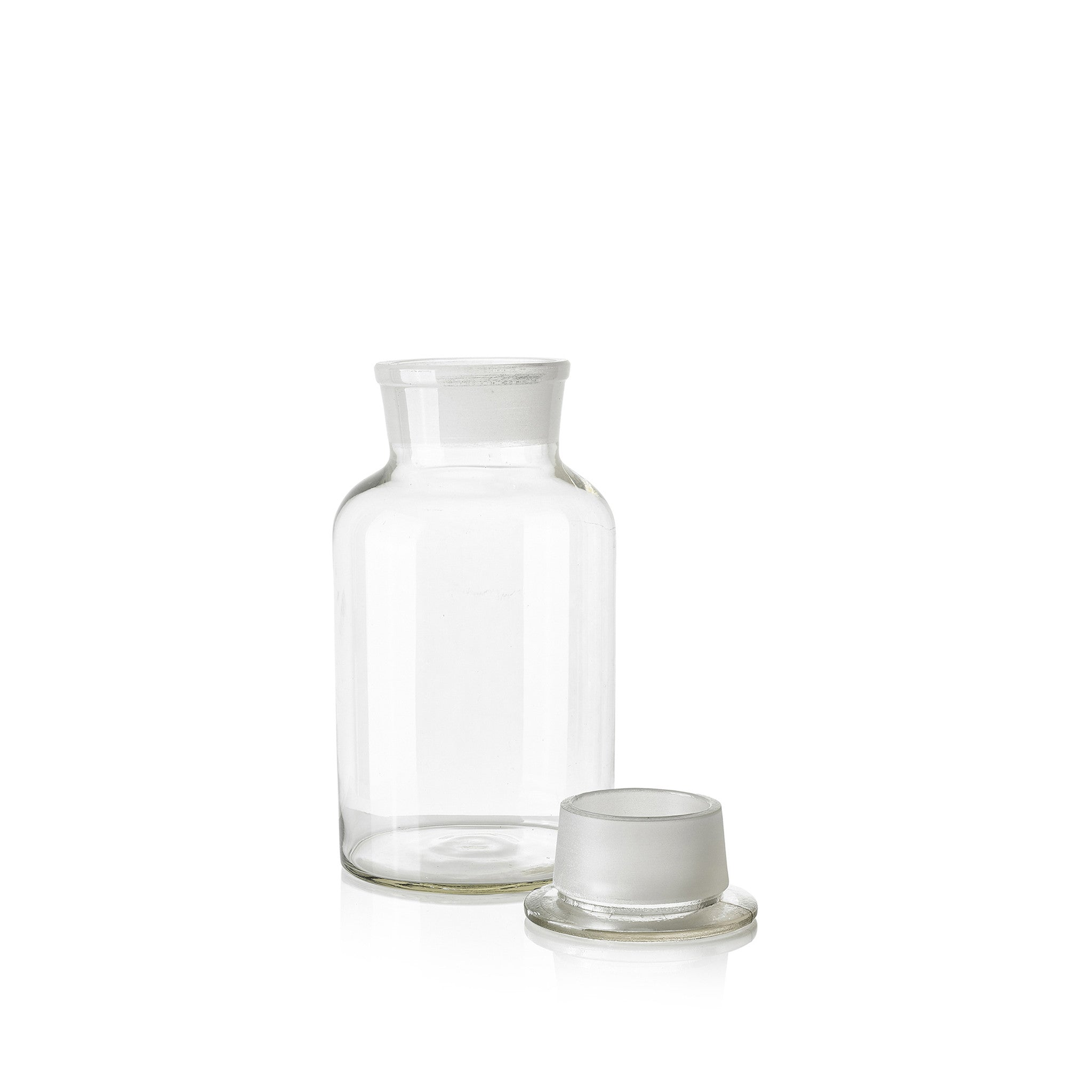 Apothecary Jar with Lid, 35cm
