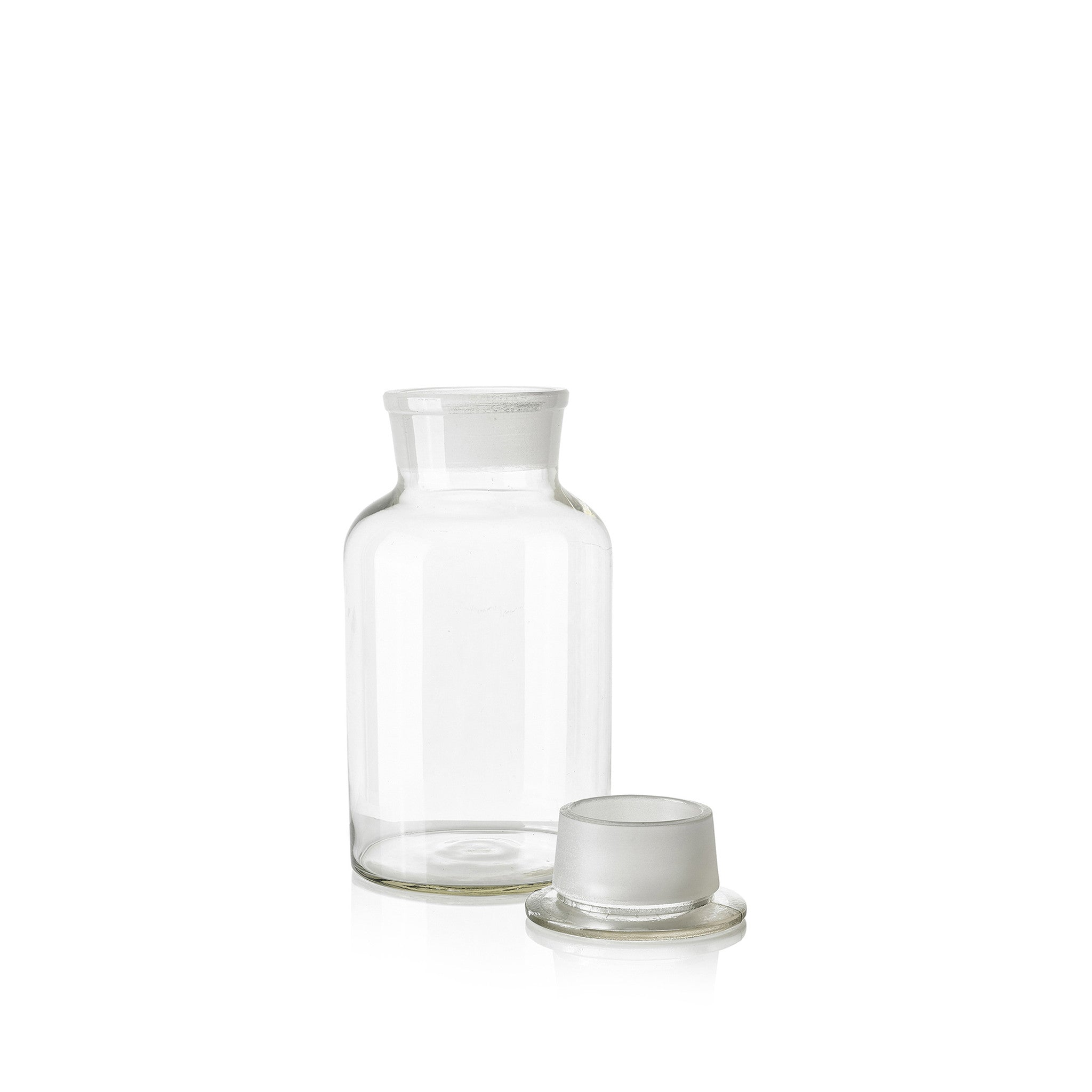 Apothecary Jar with Lid, 29cm