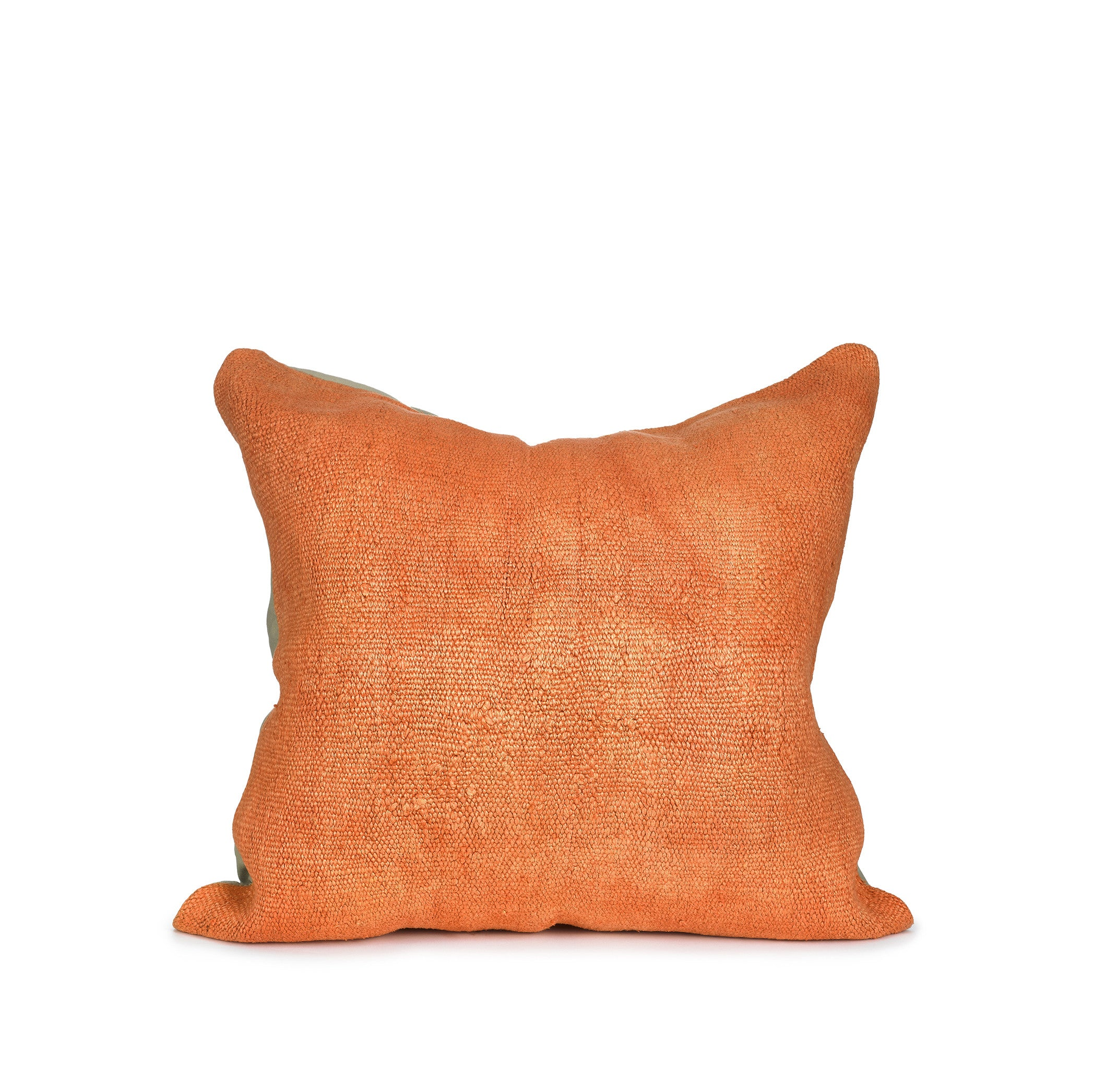 Kilim Cushion in Orange
