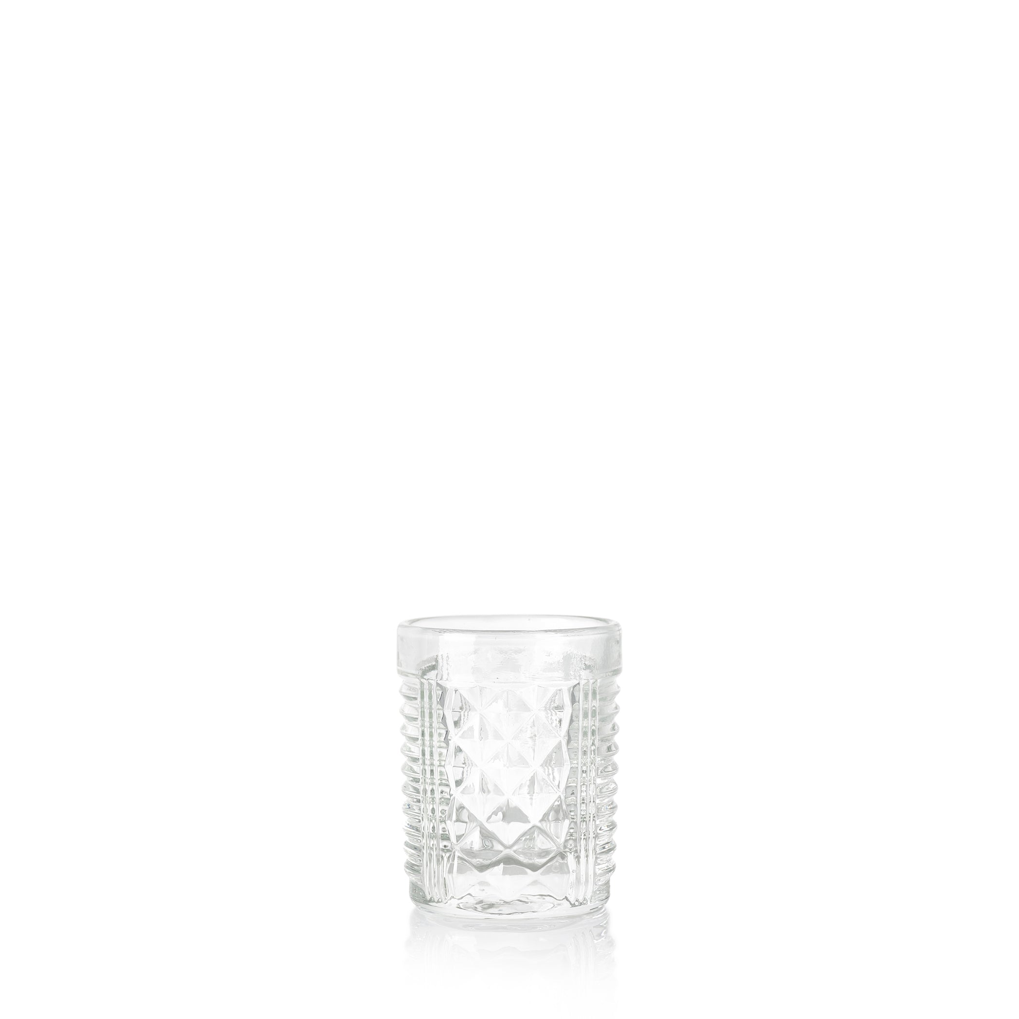 Cut Glass Shot Glass
