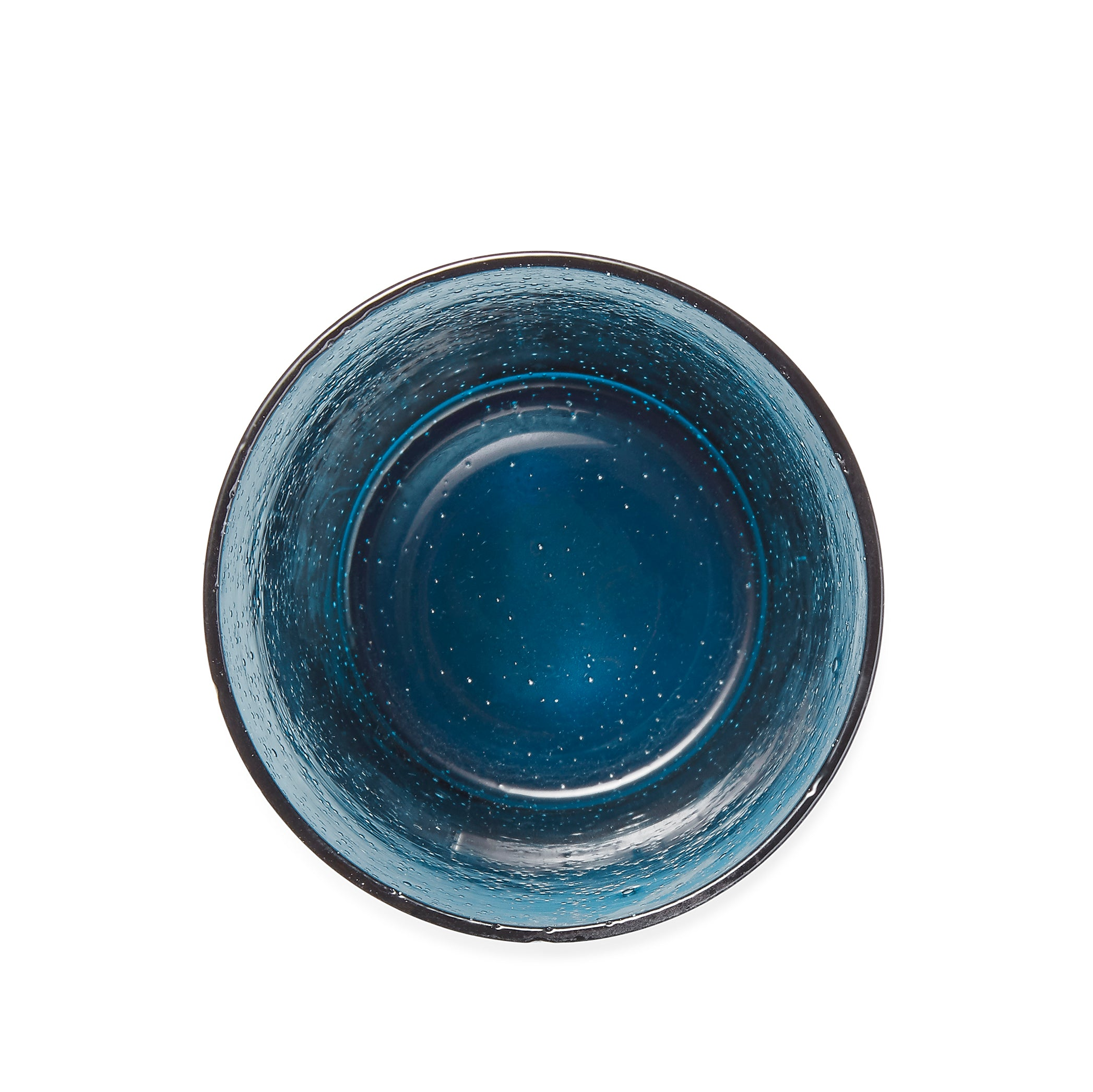 Handmade Glass Tumbler in Blue