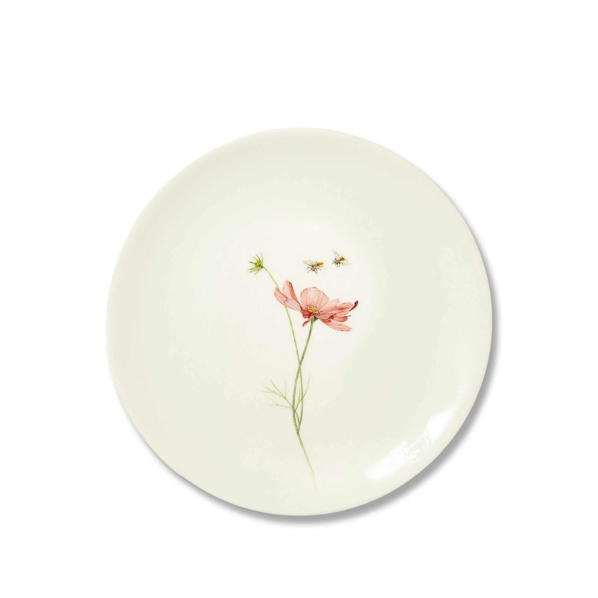 Bloom Cosmos Dinner Plate, 25cm