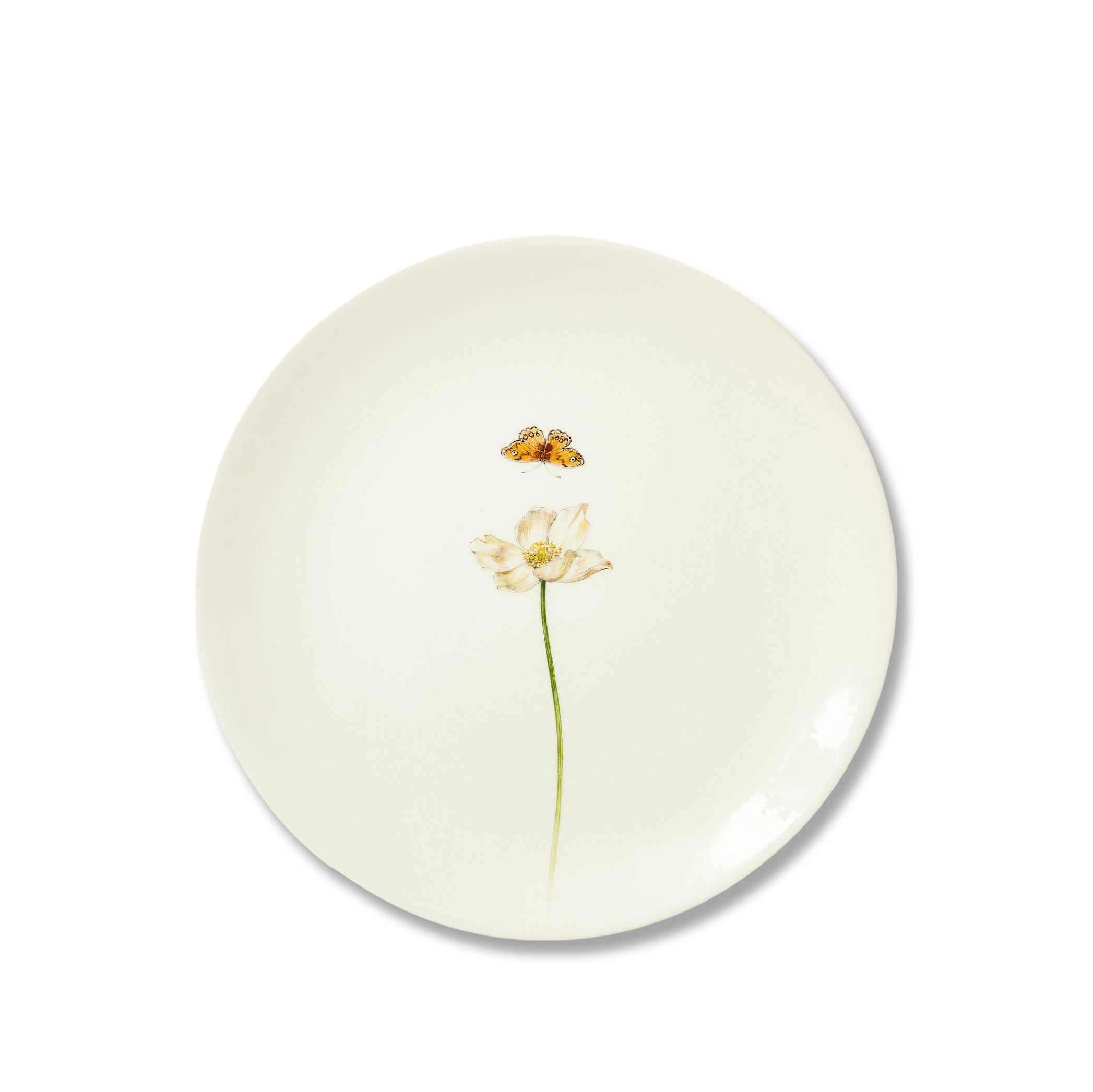 Bloom Anemone Hupehensis Dinner Plate, 25cm