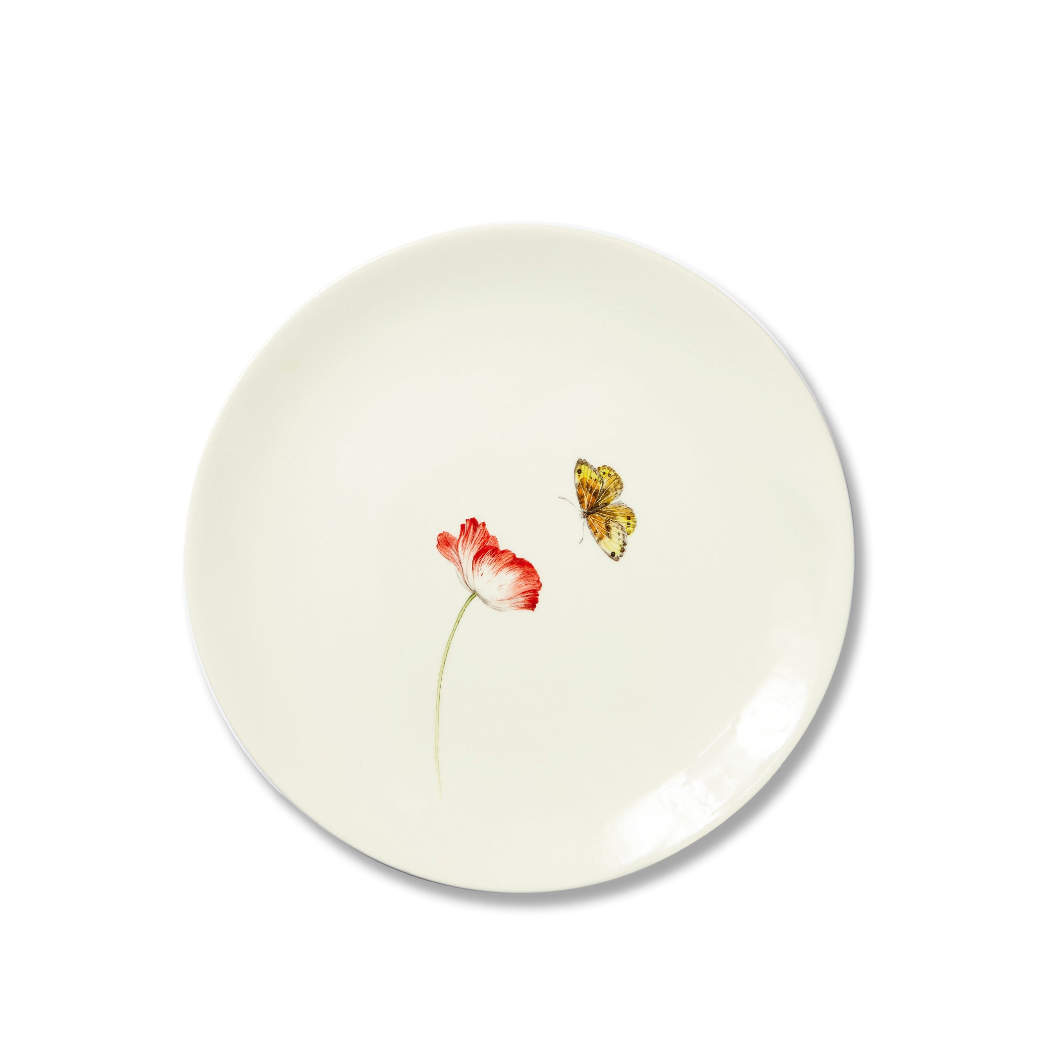 Bloom Tulipae Dinner Plate, 25cm