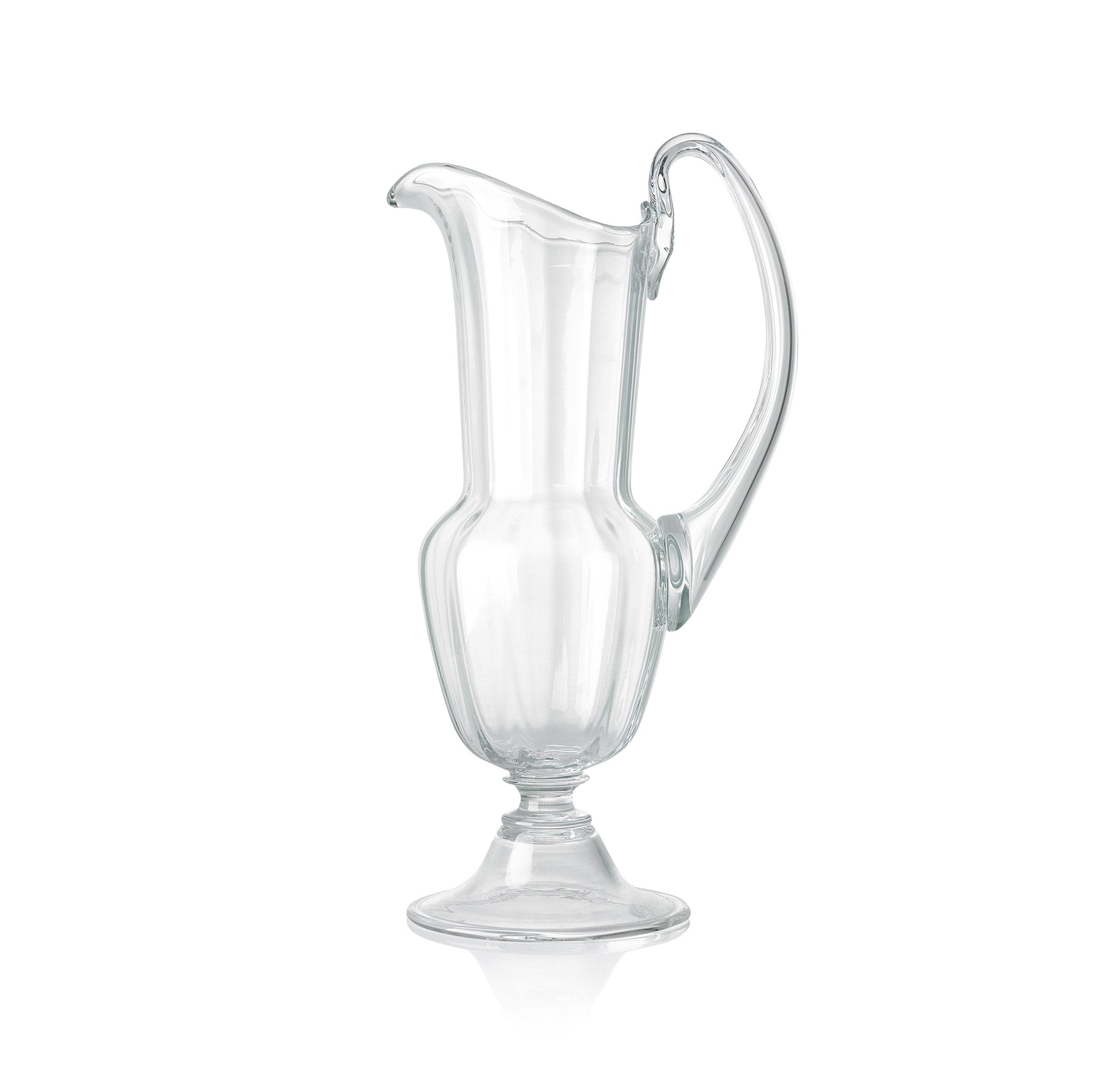 Elegant Glass Carafe