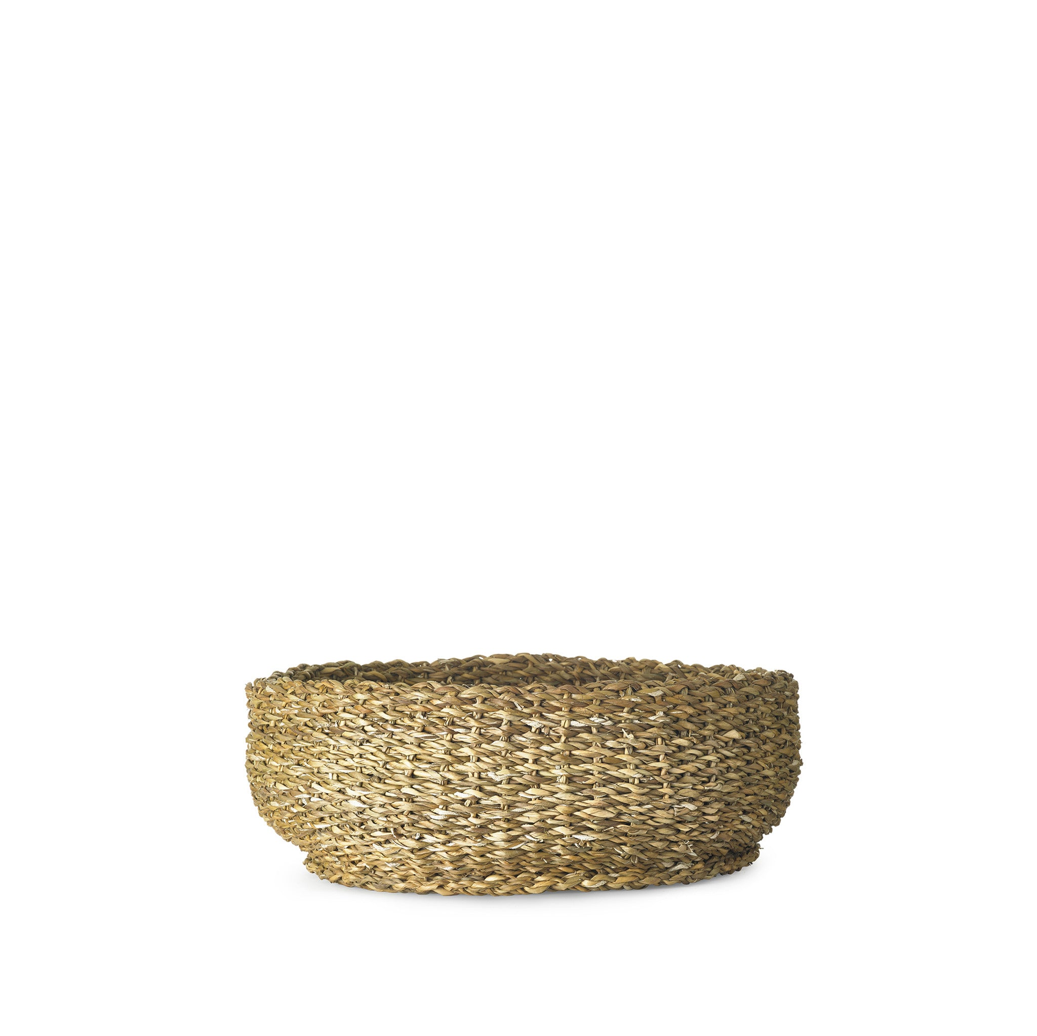Seagrass and Coconut Fibre Basket, Medium