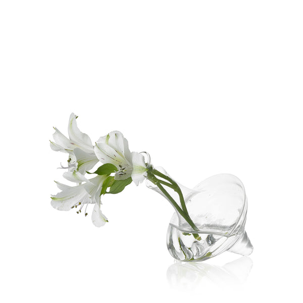 Glass Flower Vase - Juno
