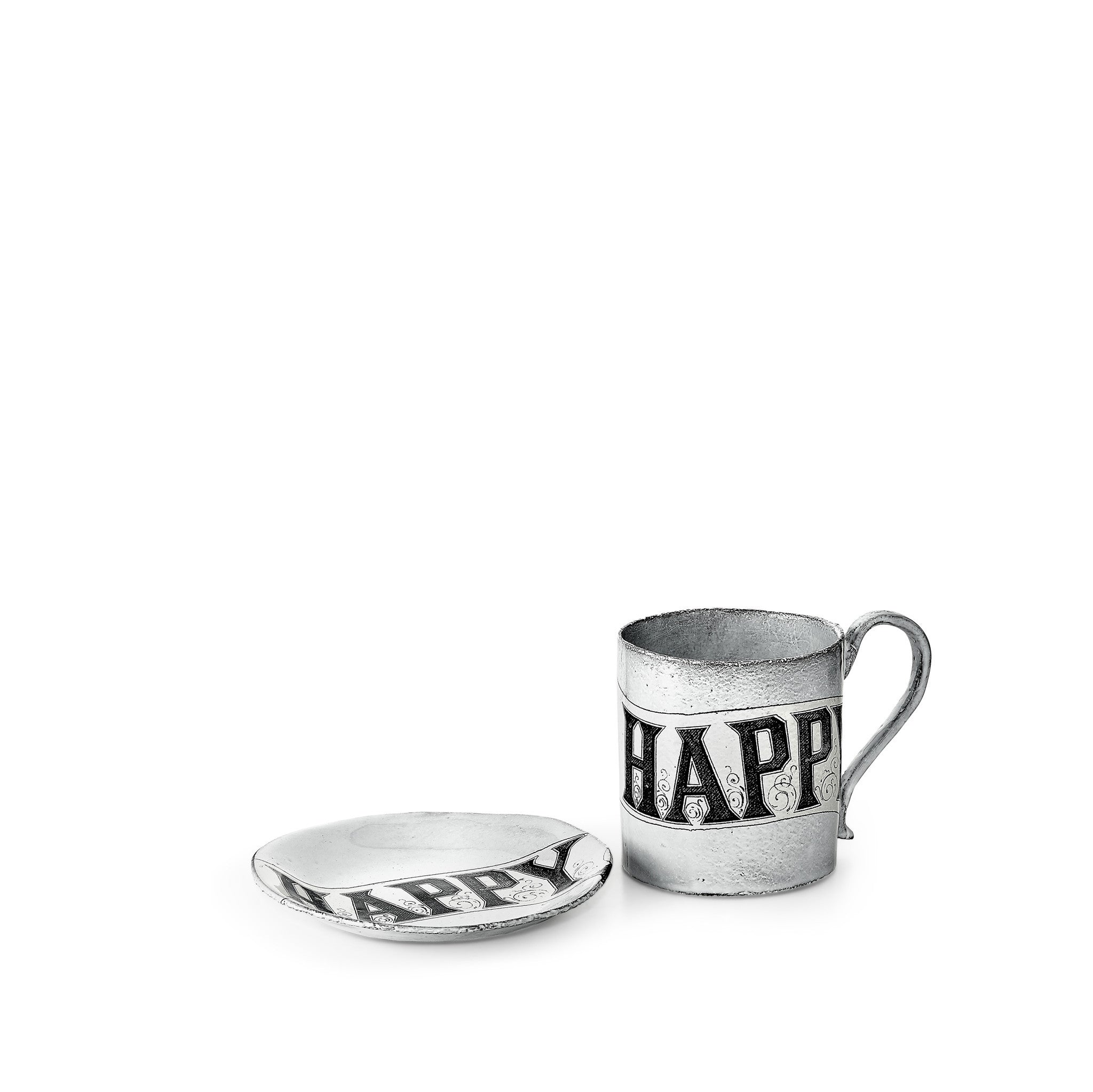 Happy Saucer by Astier de Villatte