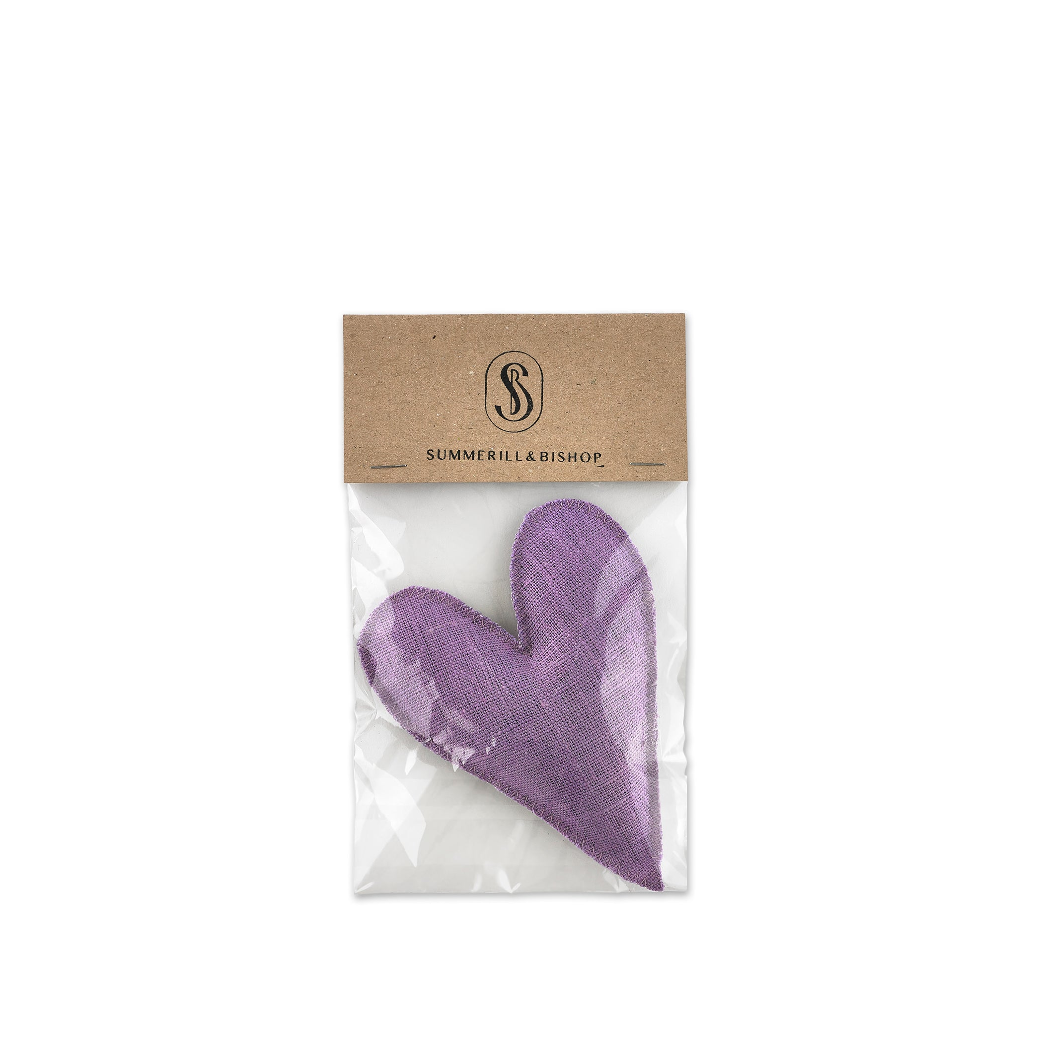 Lavender Heart in Heather