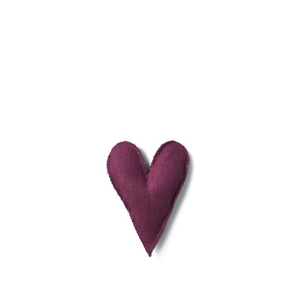 Lavender Heart in Purple