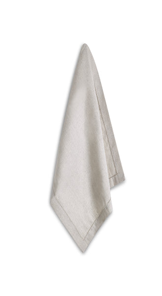 Natural Linen & Cotton Mix Napkin in Sand
