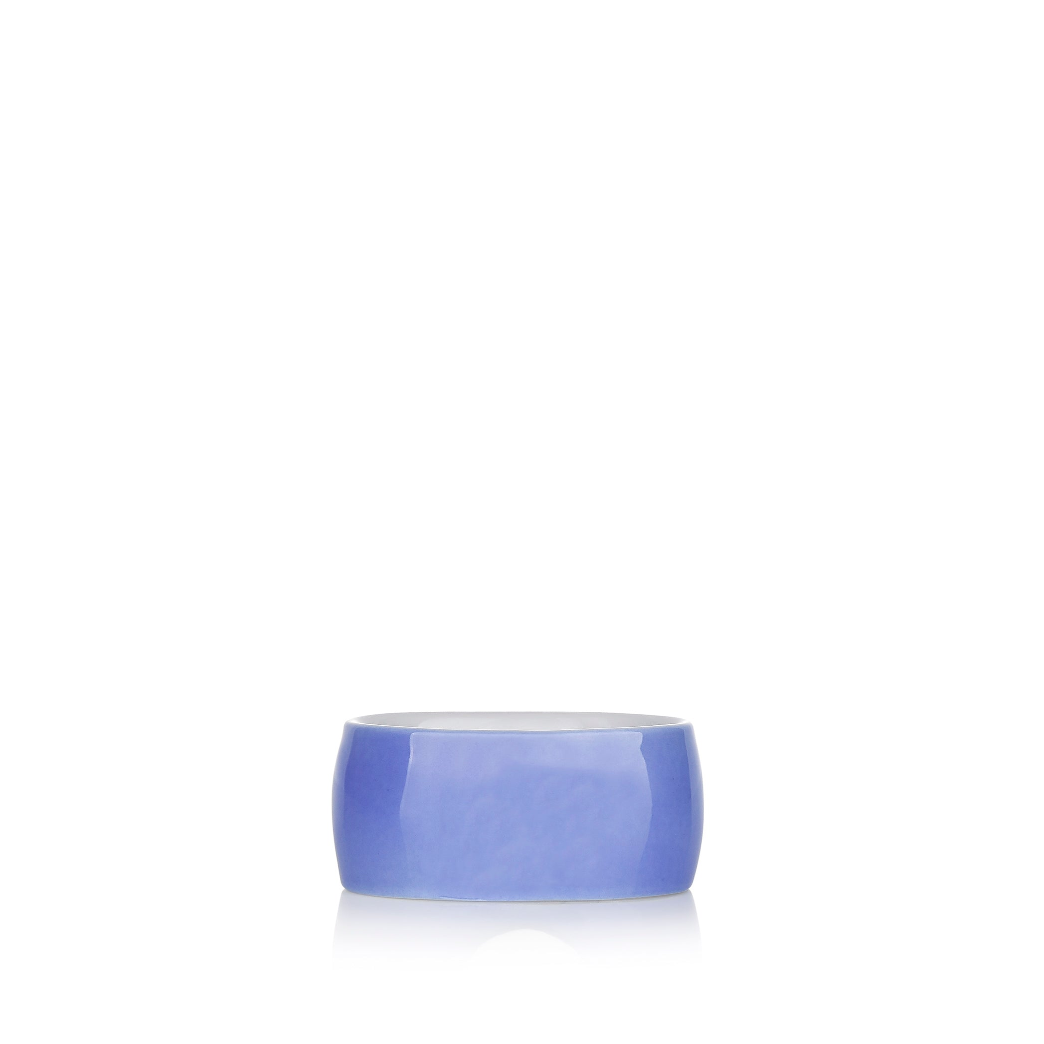 S&B Porcelain Napkin Ring in Blue