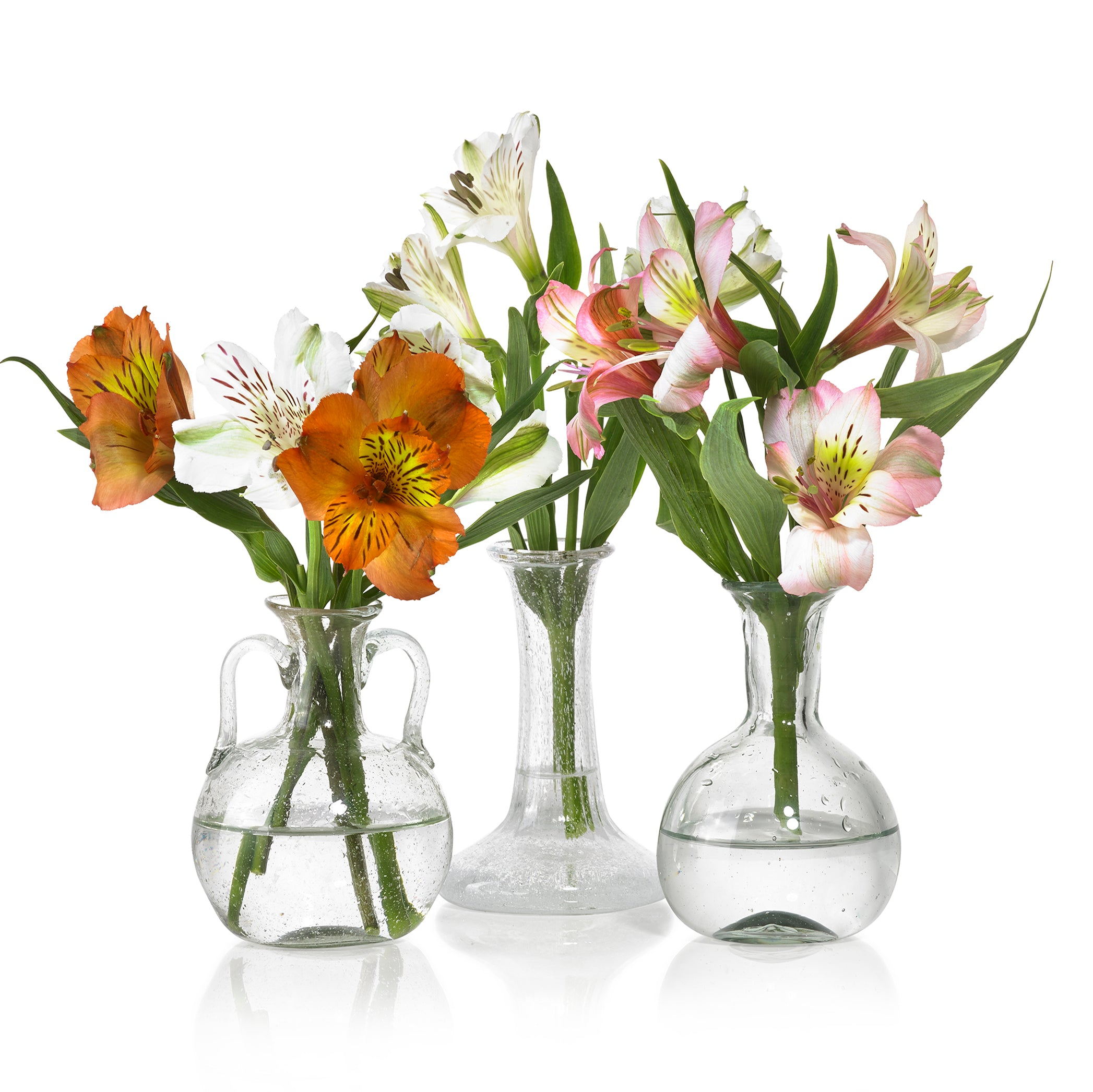 Handblown Petit Flower Vase