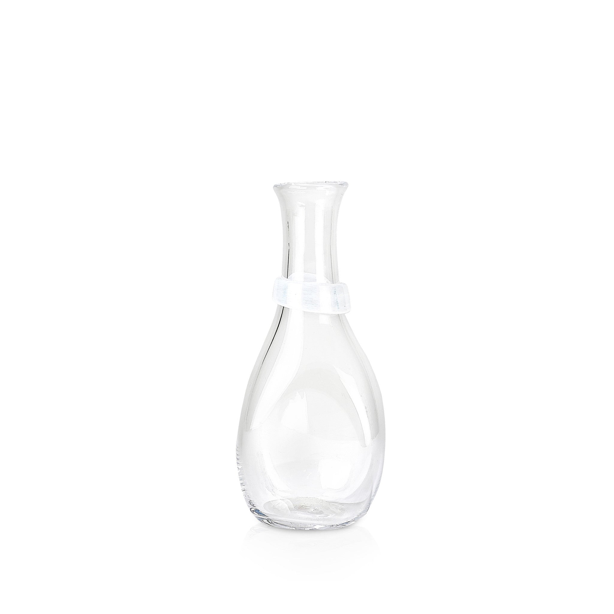 Mini Baas Carafe in White