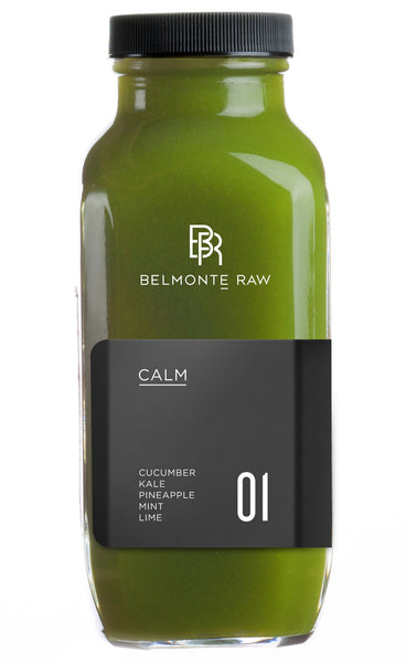 Calm 01 - Belmonte Raw - Organic Raw Food and Juicery