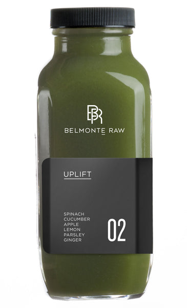Uplift 02 - Belmonte Raw - Organic Raw Food and Juicery