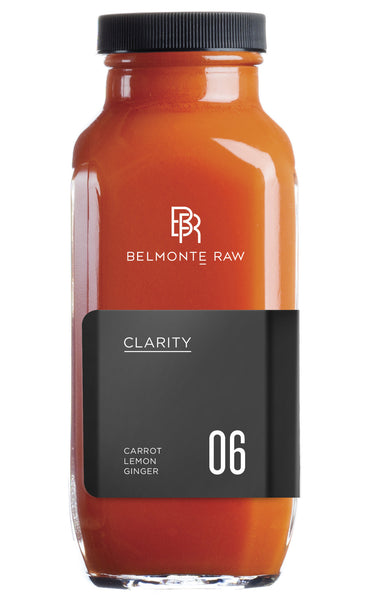 Clarity 06 - Belmonte Raw - Organic Raw Food and Juicery