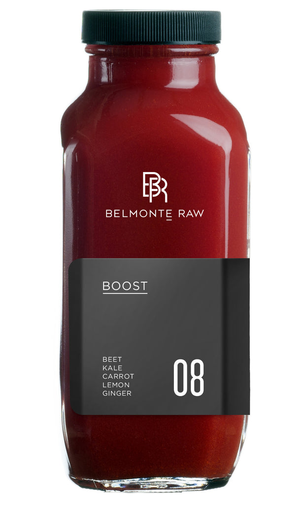 Boost 08 - Belmonte Raw - Organic Raw Food and Juicery