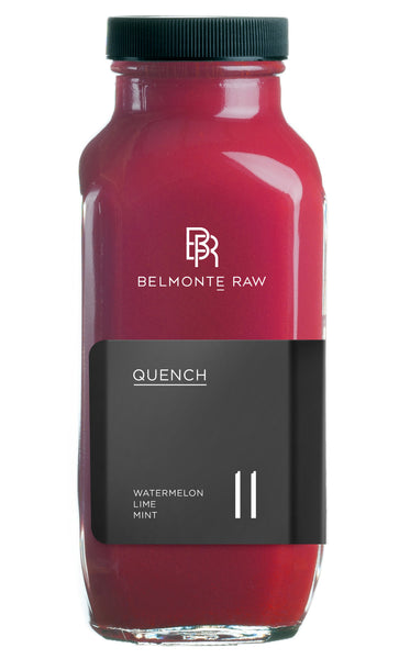 Quench 11 - Belmonte Raw - Organic Raw Food and Juicery
