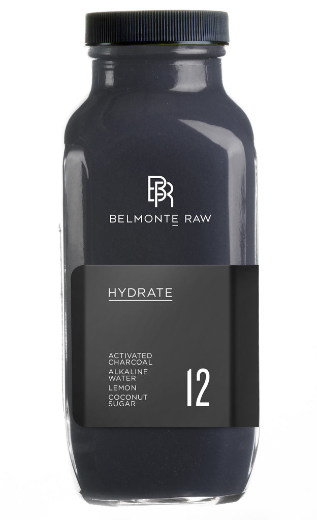 Hydrate 12 - Belmonte Raw - Organic Raw Food and Juicery