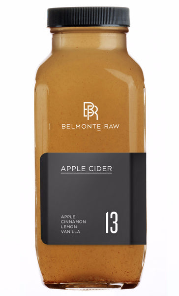 Apple Cider 13 - Belmonte Raw - Organic Raw Food and Juicery